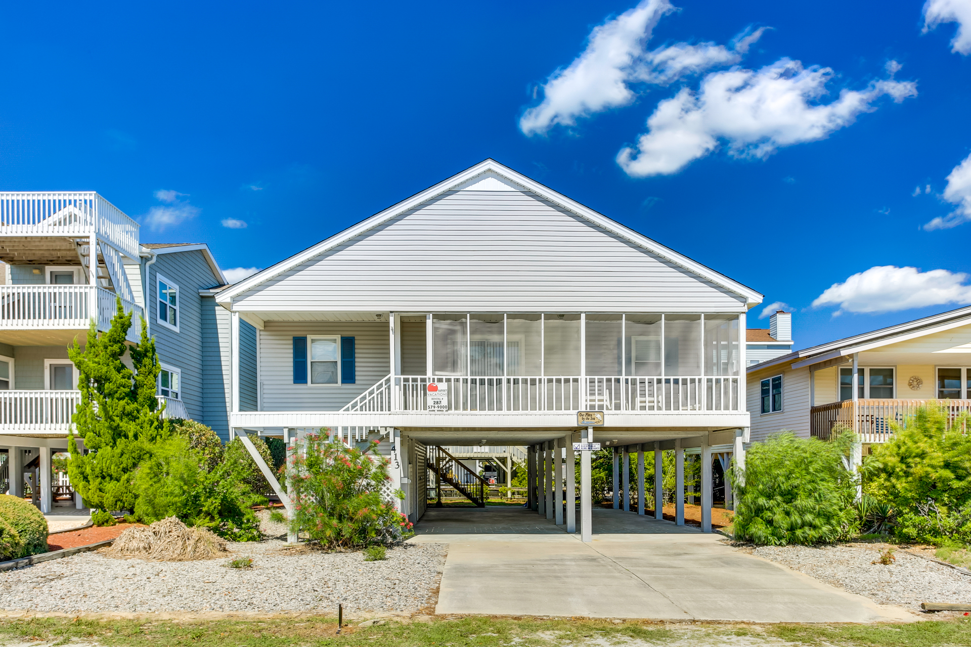 Single Family Home for sale in 413 E 1st Street, Sunset Beach, NC ,28468