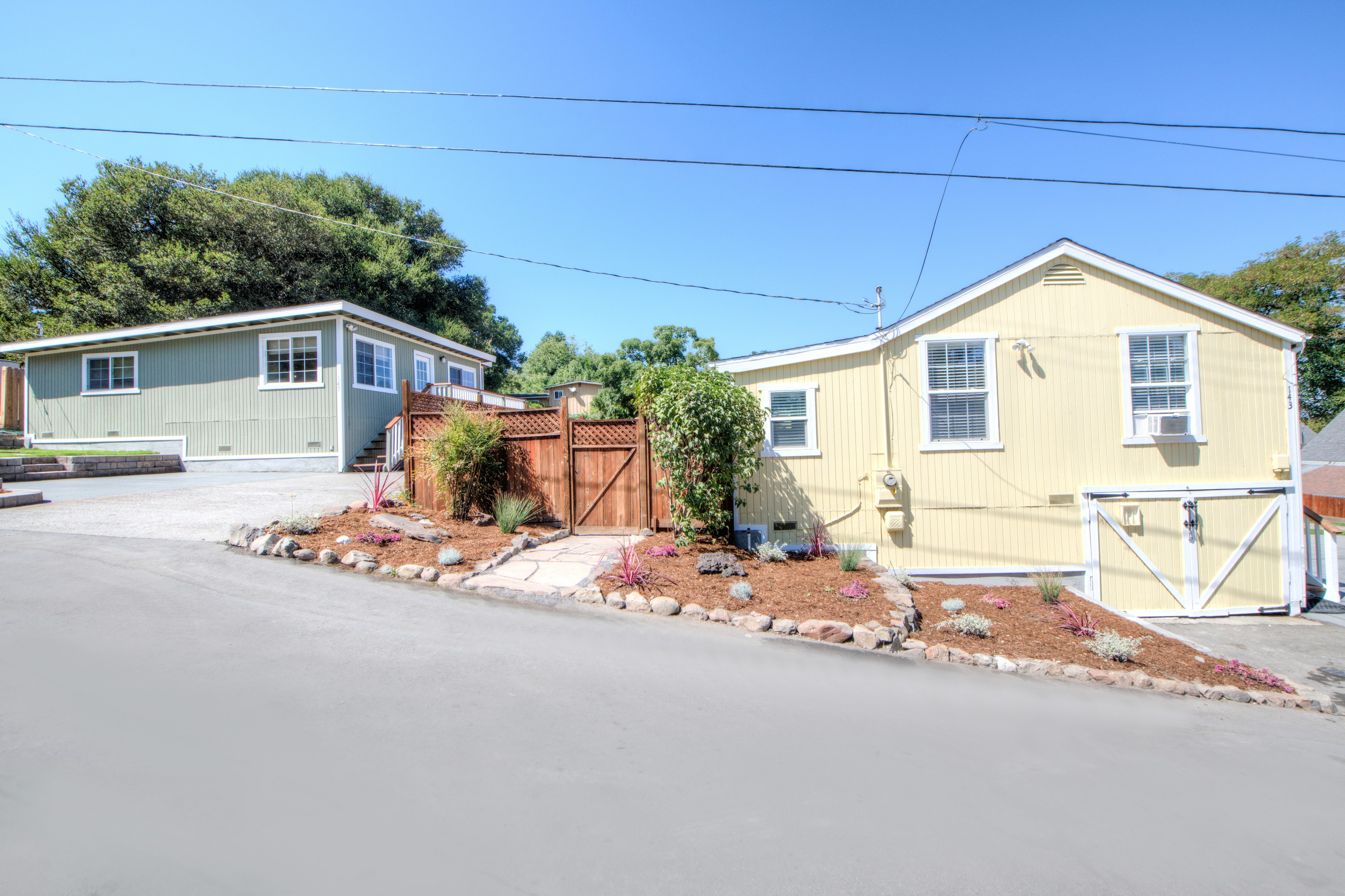Multi-Family for sale in 143-145 Badger Hill Lane, Petaluma, California ,94952
