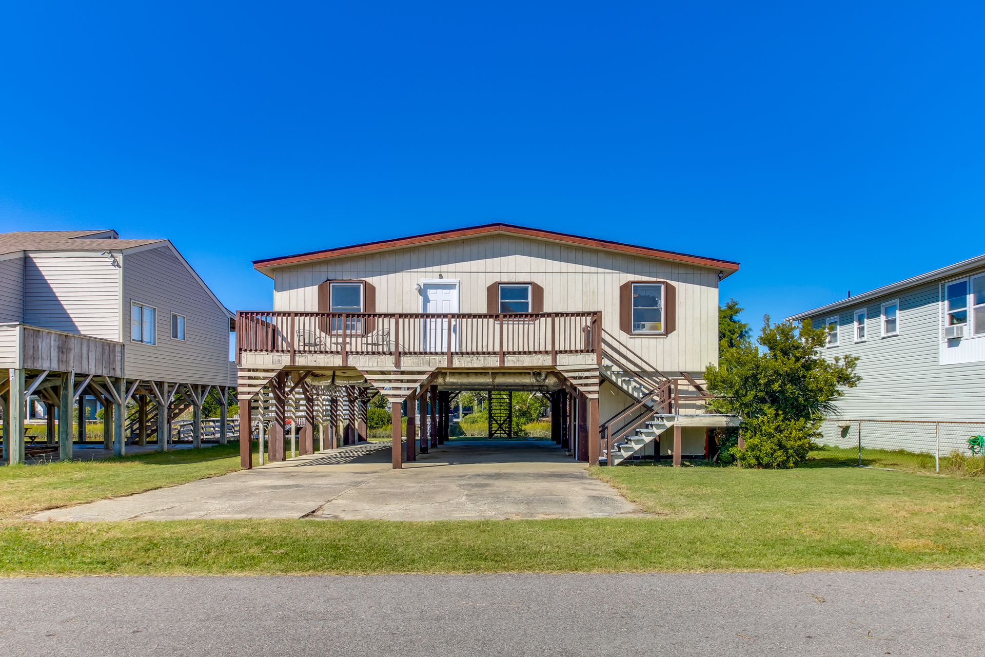 Single Family Home for sale in 1416 Inlet St, Sunset Beach, NC ,28468