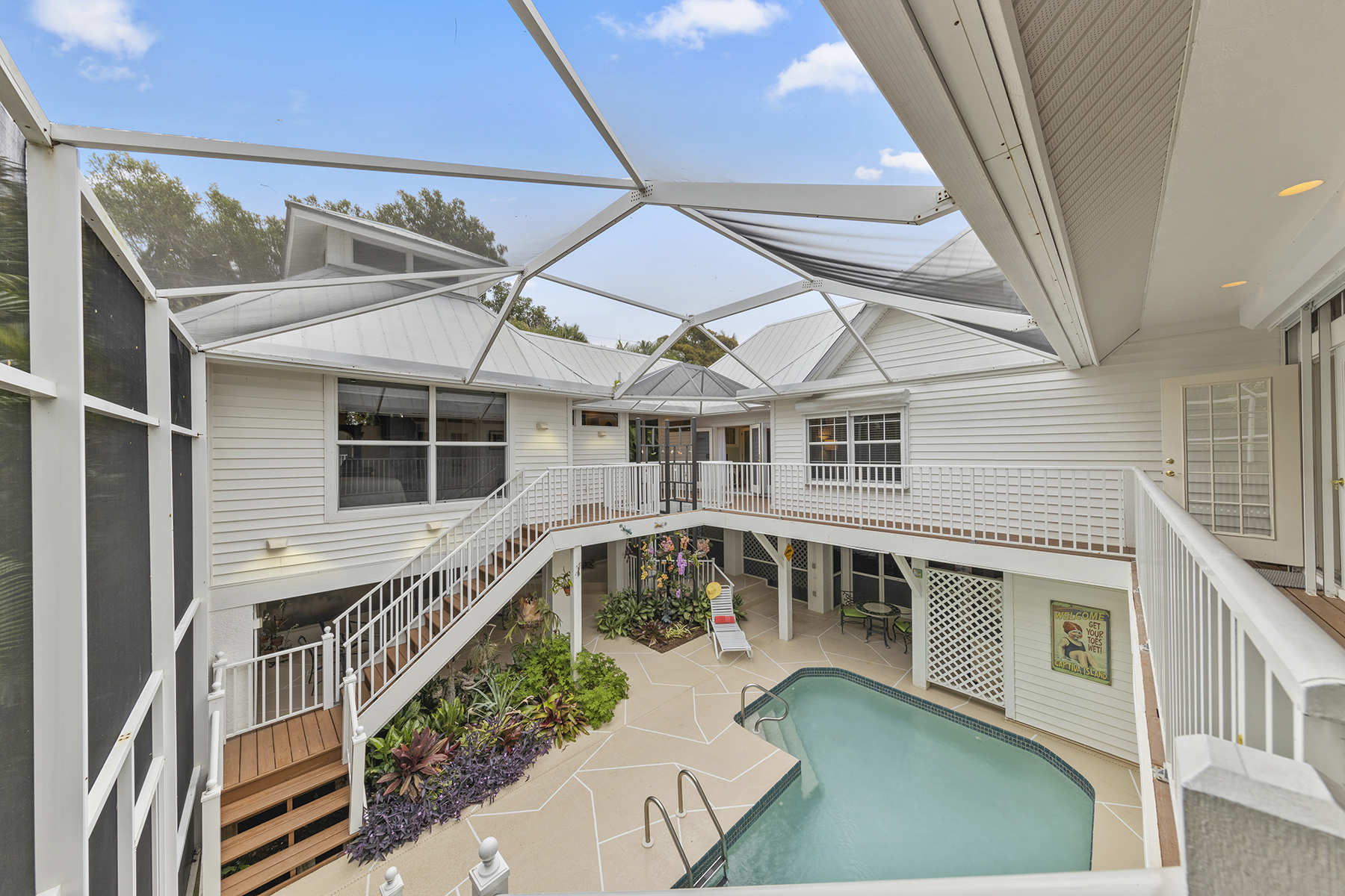 Single Family Home for sale in 11514 Wightman Ln, Captiva, Florida ,33924