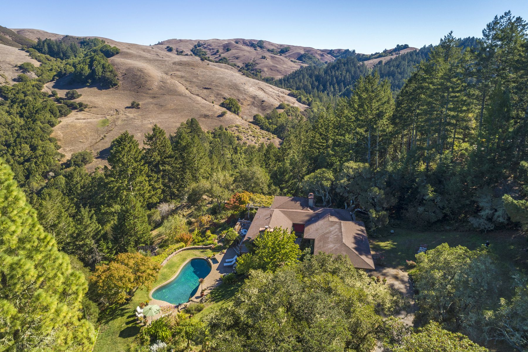 Single Family Home for sale in 54 Los Pinos Spur, Nicasio, California ,94946