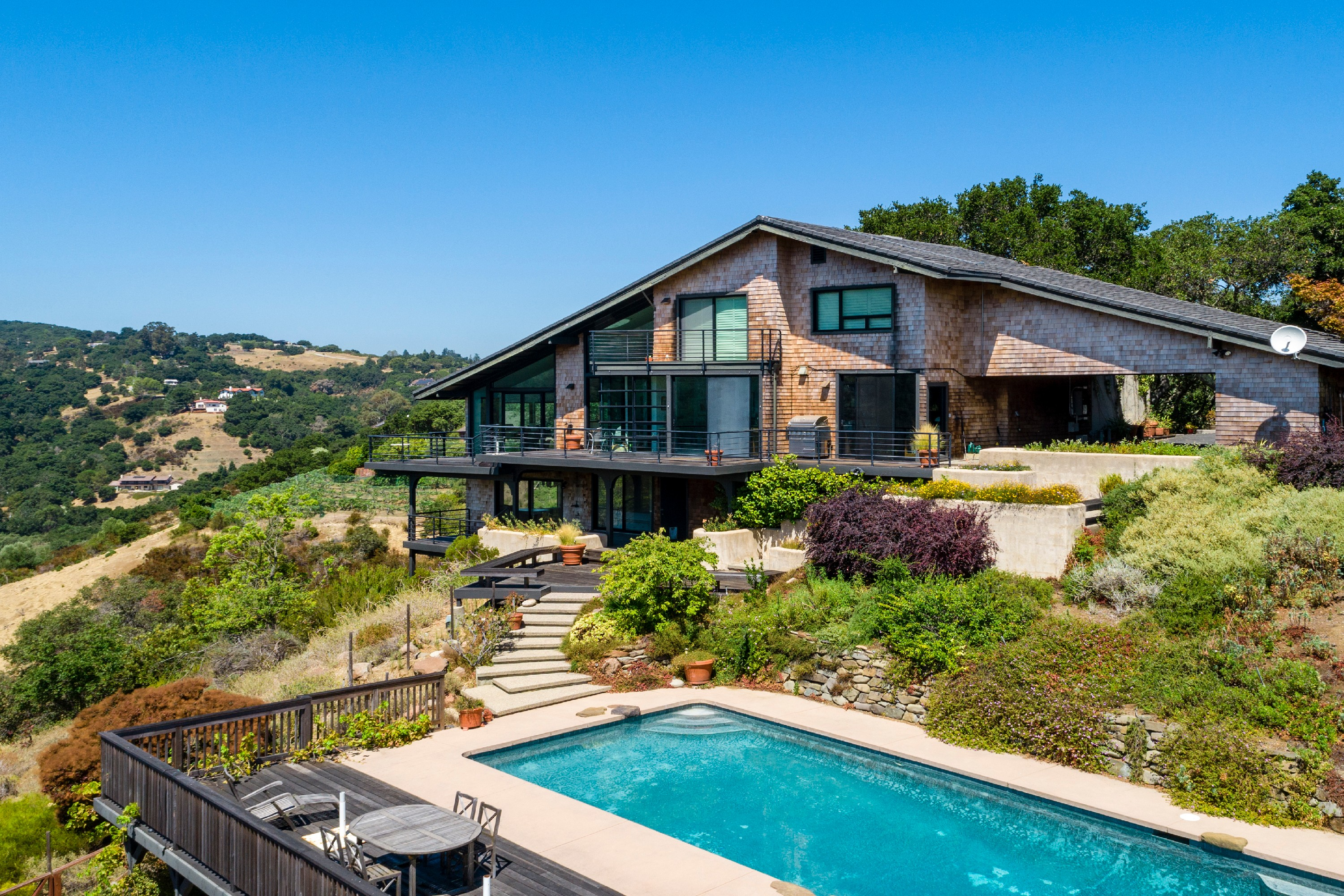 Single Family Home for sale in 27431 Deer Springs Way, Los Altos Hills, California ,94022