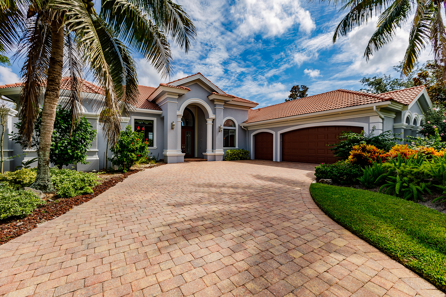 Single Family Home for sale in 22351 Banyan Hideaway Drive, Estero, Florida ,34135