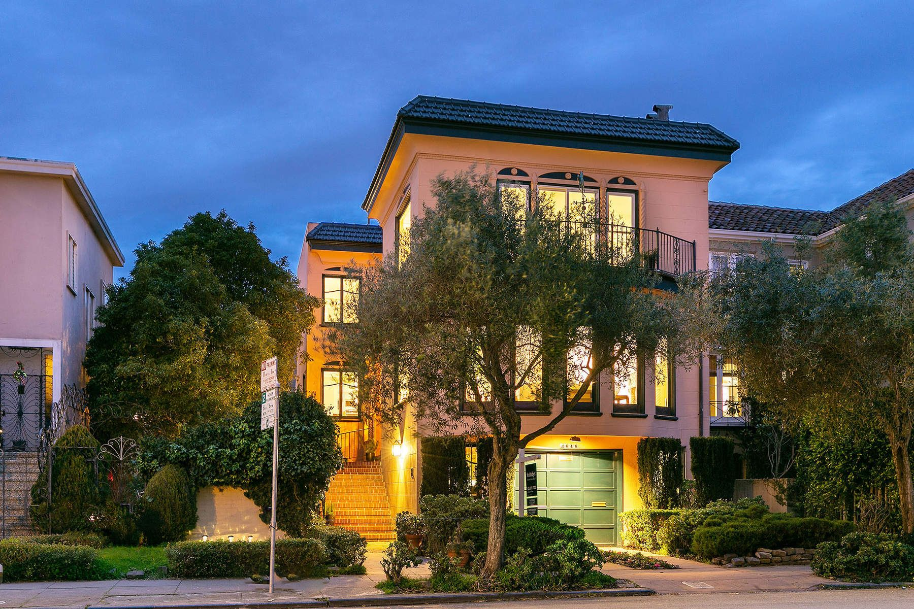 Single Family Home for sale in 3646 Baker St, San Francisco, California ,94123