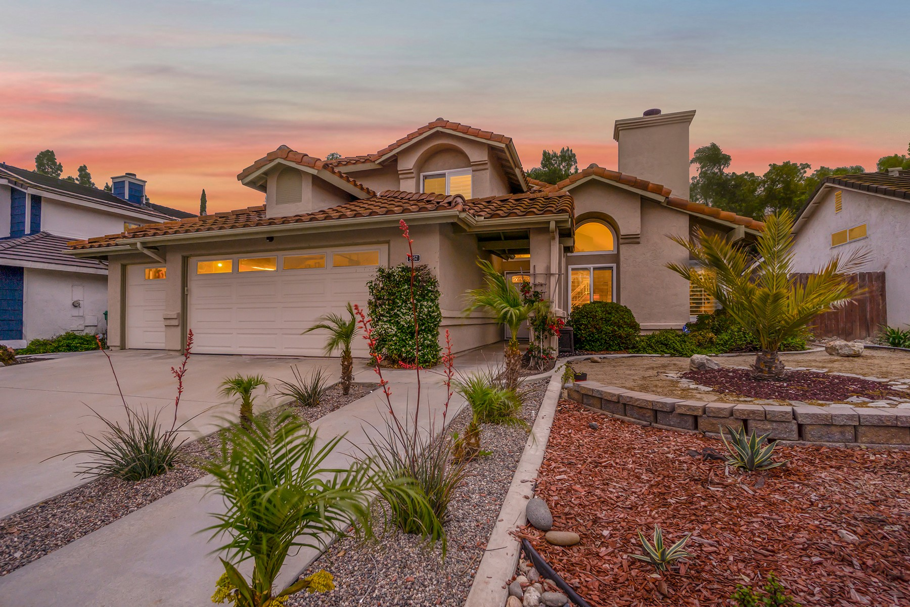 Single Family Home for sale in 5257 Rosewood Dr, Oceanside, California ,92056