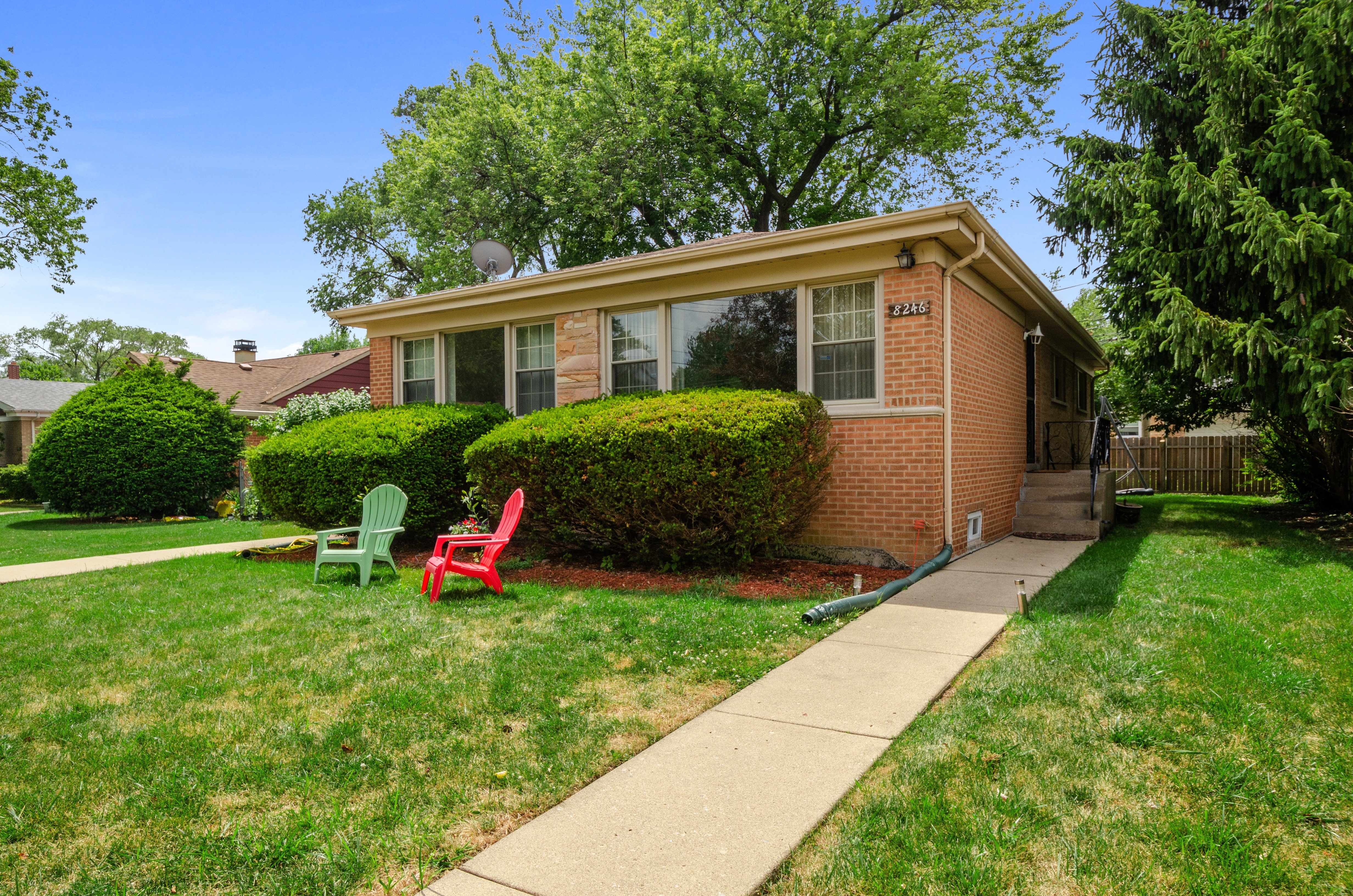 Single Family Home for sale in 8246 East Prairie Avenue, Skokie, Illinois ,60076