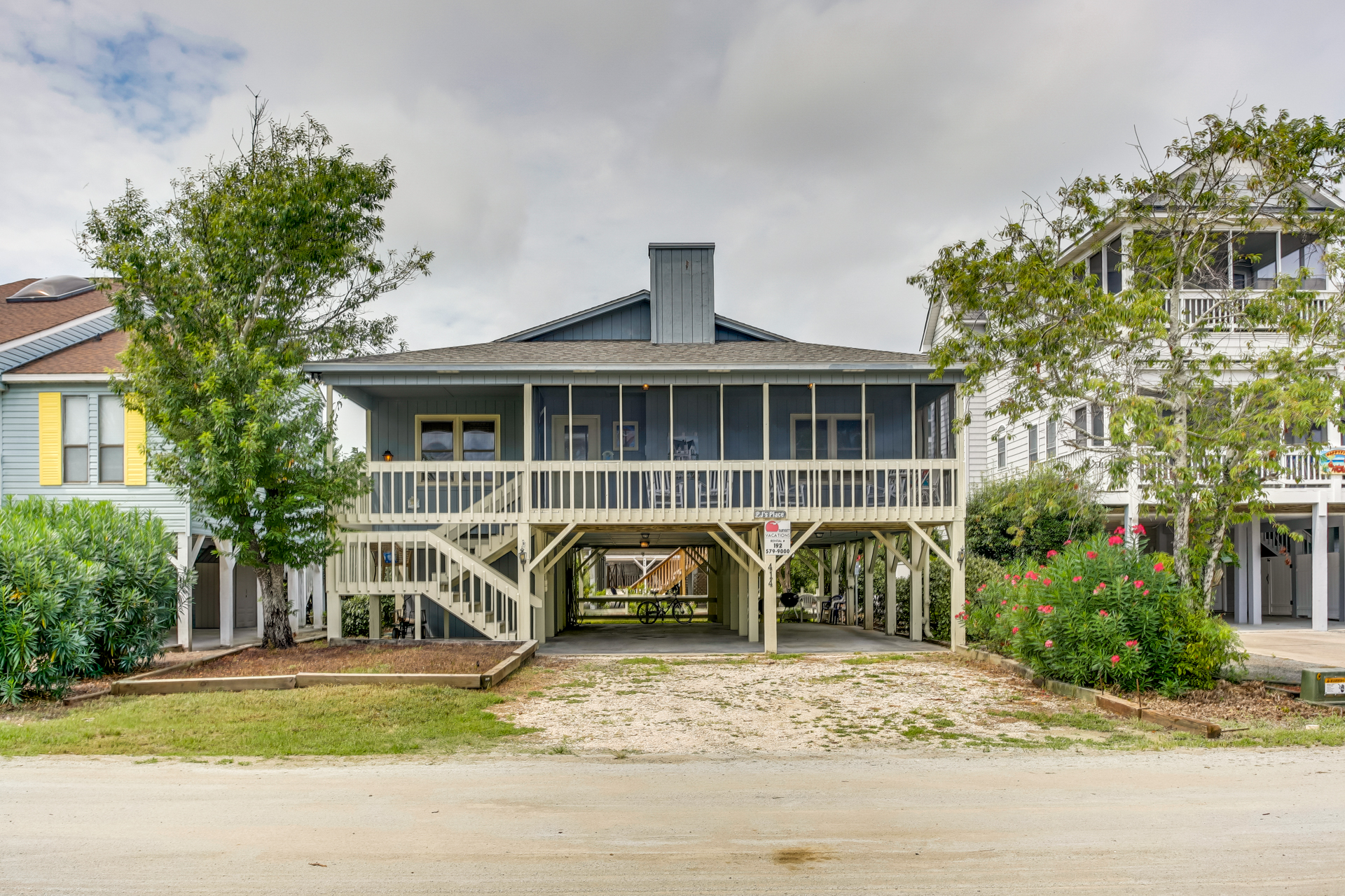 Single Family Home for sale in 414 2nd Street, Sunset Beach, NC ,28468