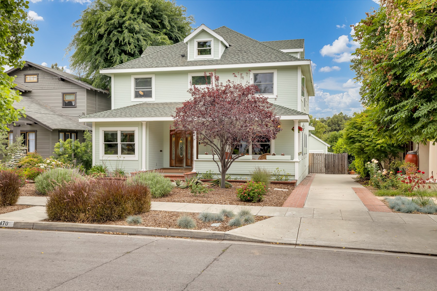Single Family Home for sale in 470 W. 8th Street, Claremont, California ,91711