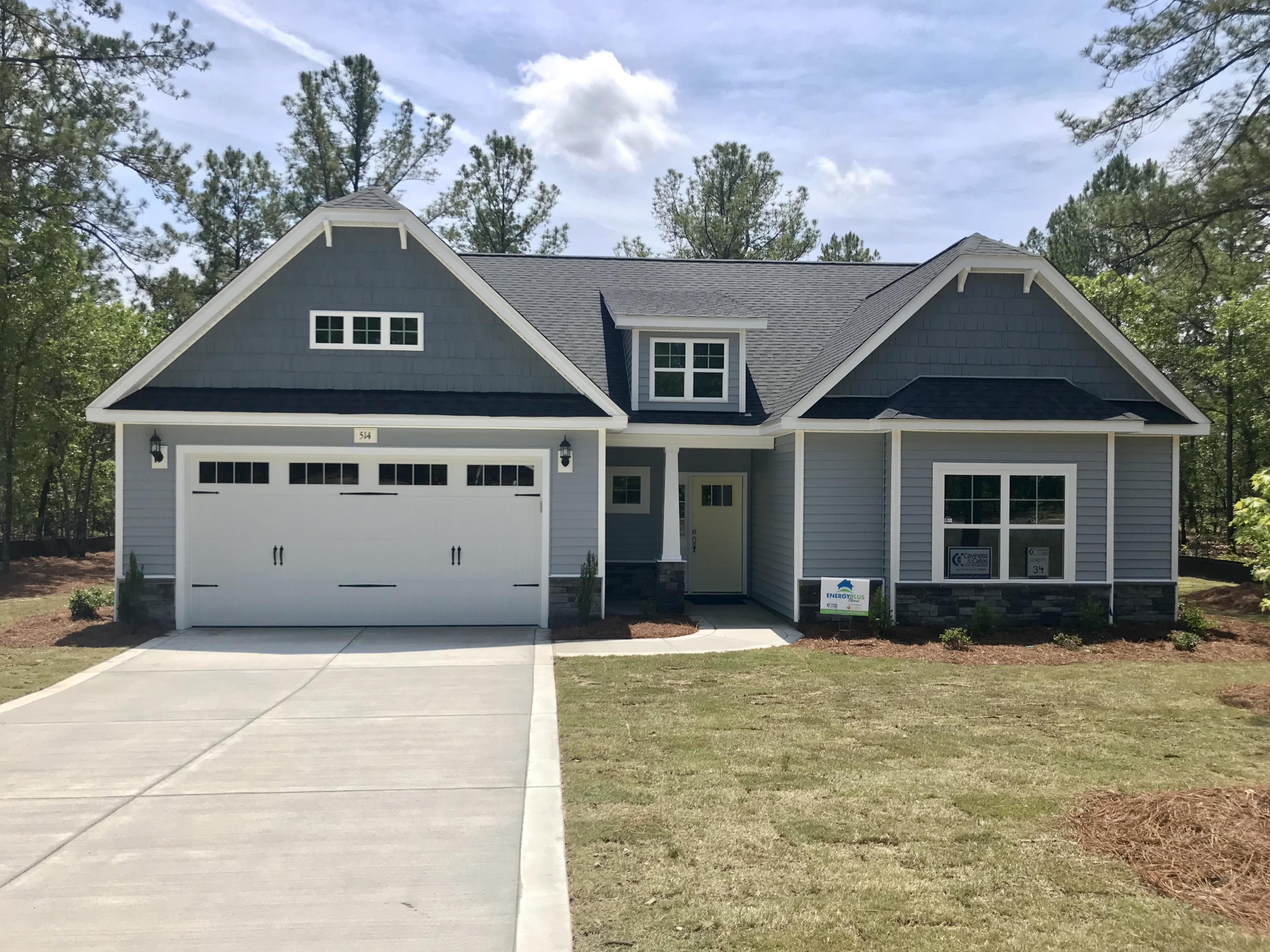 Single Family Home for sale in 514 Pond Pine Lane, Carthage, NC ,28327