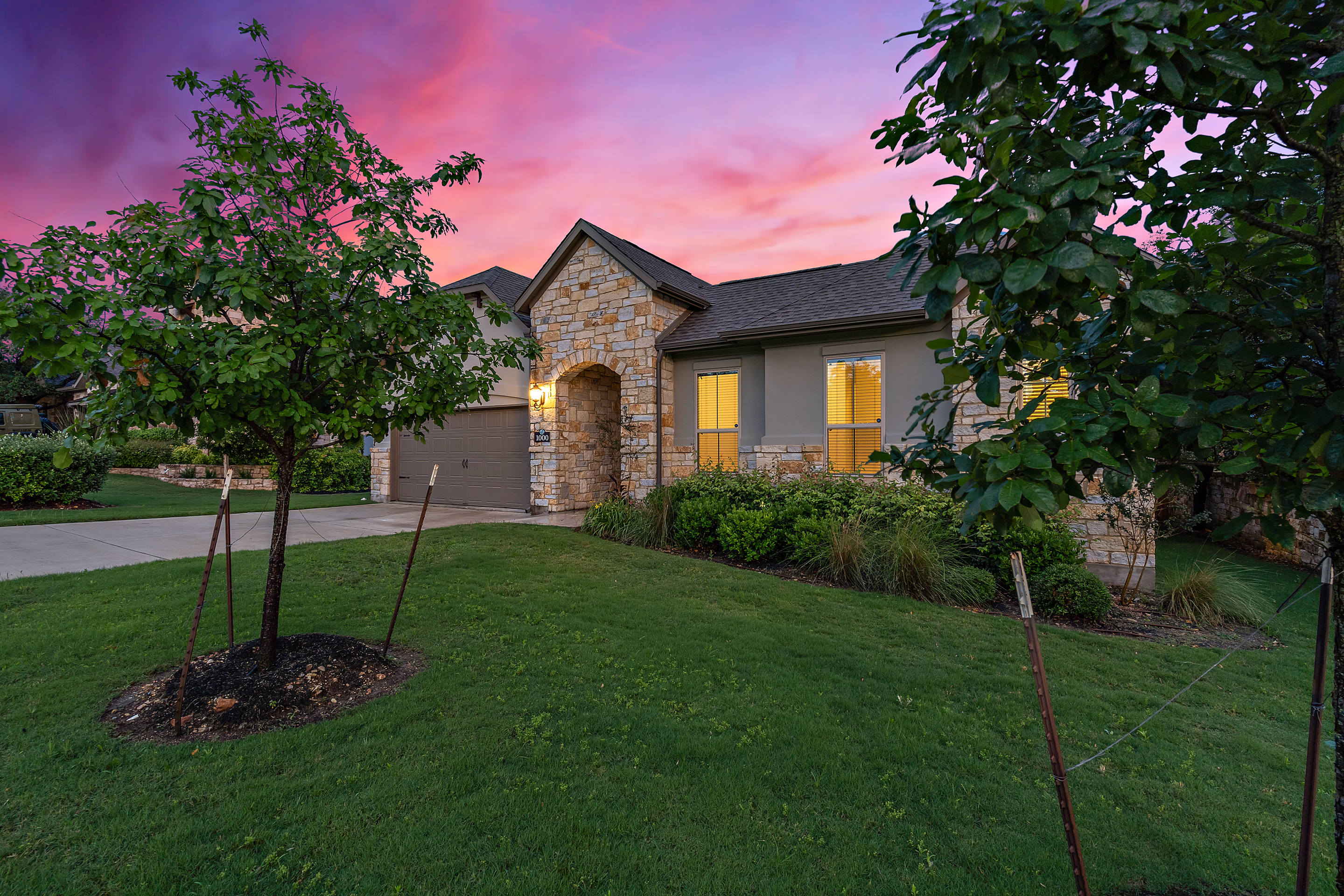 Single Family Home for sale in 1000 Winding Way Drive, Georgetown, Texas ,78628