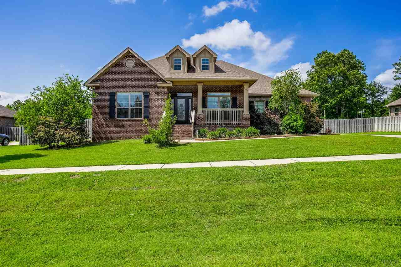 Single Family Home for sale in 2718 Tulip Hill Rd, Pace, Florida ,32571