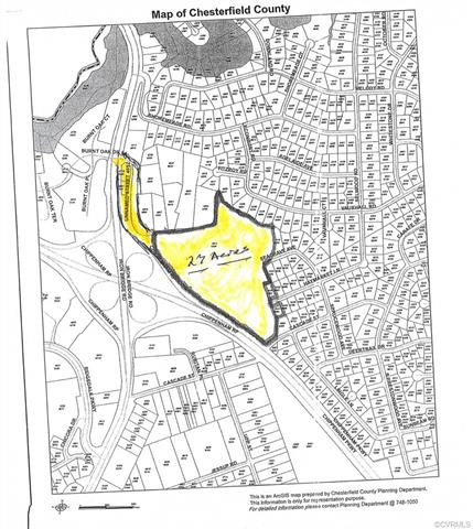 Residential Lots & Land for sale in 4911 Iron Bridge Rd, Richmond, Virginia ,23234