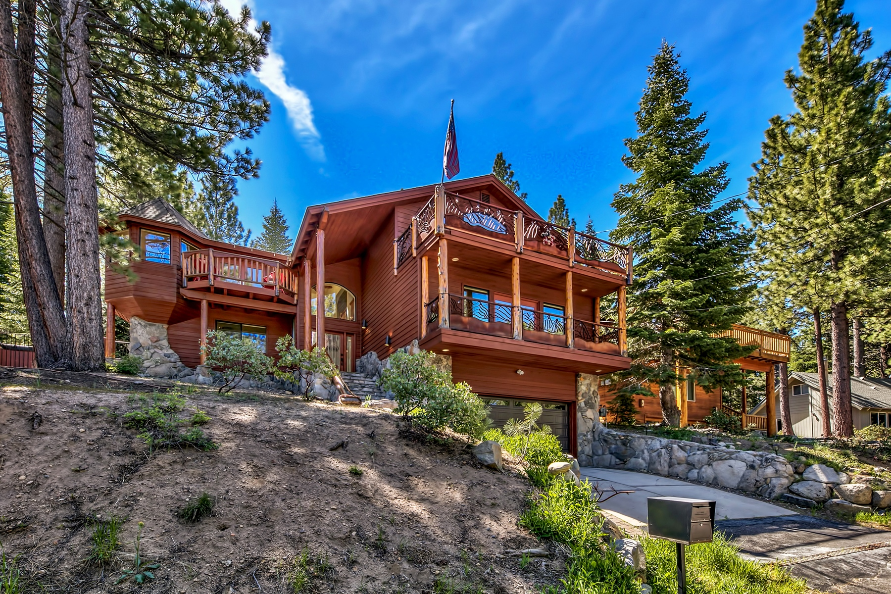 Single Family Home for sale in 1461 Skyline Drive, South Lake Tahoe, California ,96150