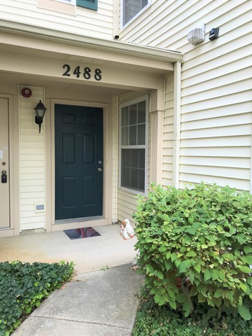 Townhouse/Row House for sale in 2488 Frost Dr., Aurora, Illinois ,60503