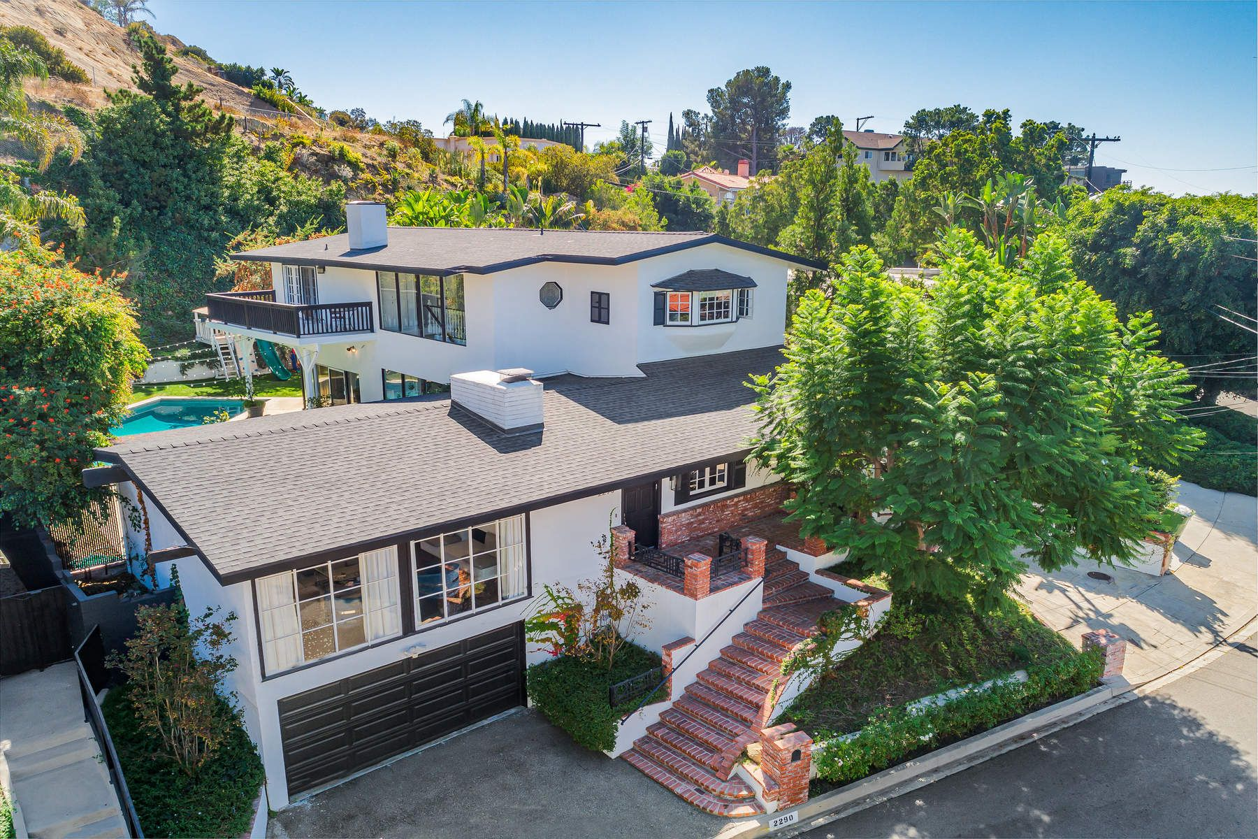 Single Family Home for sale in 2290 Gloaming Way, Beverly Hills, California ,90210