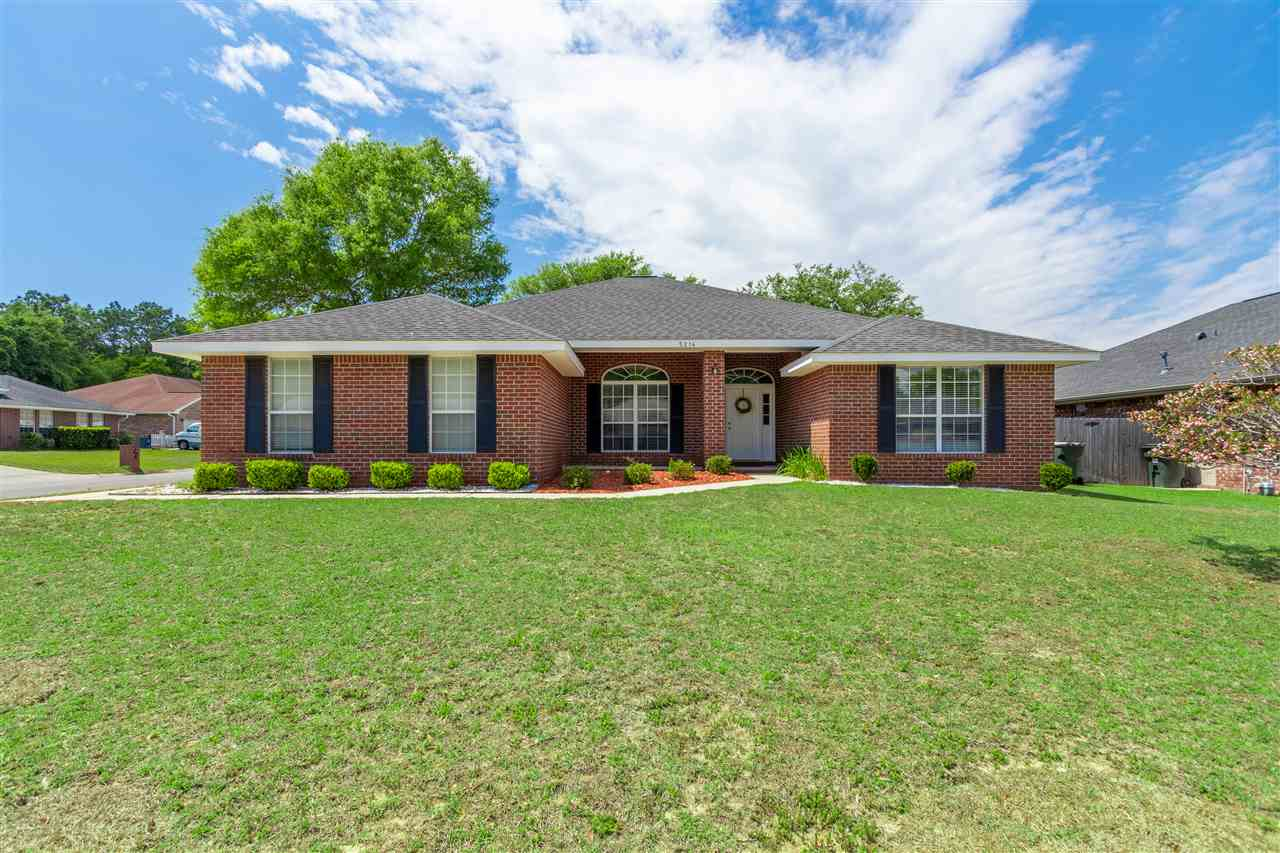 Single Family Home for sale in 5214 English Oak Dr, Pace, Florida ,32571