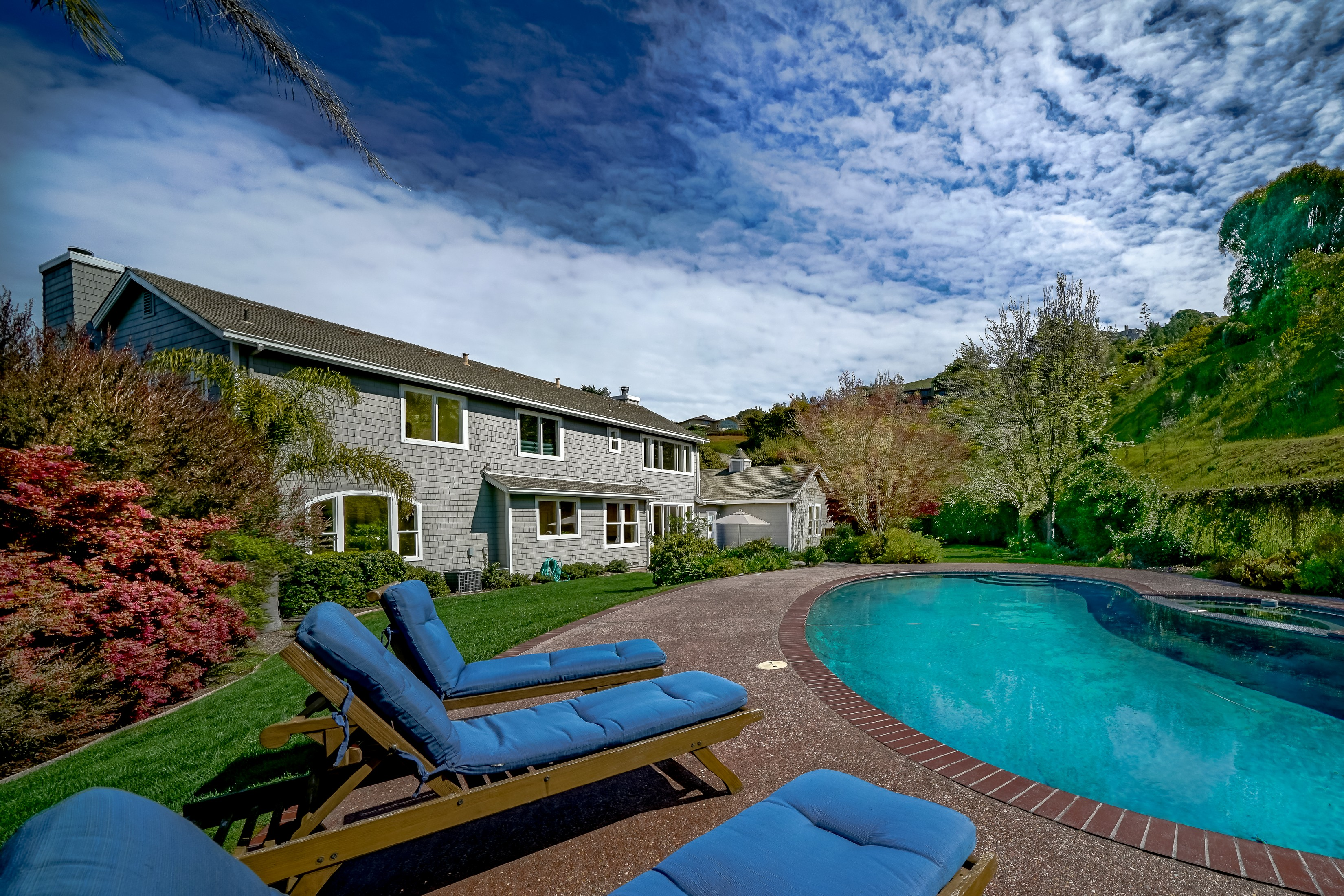 Single Family Home for sale in 6 Verona Place, Corte Madera, California ,94925