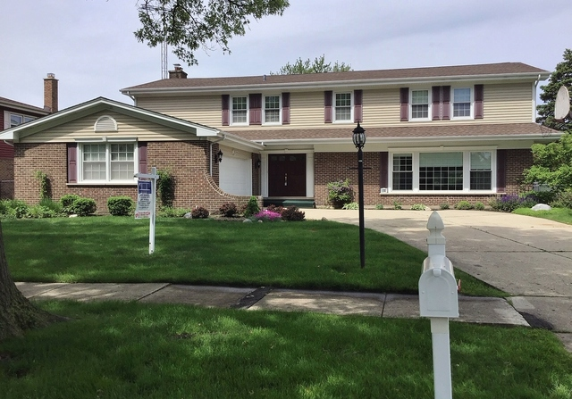 Single Family Home for sale in 3816 Medford Cir., Northbrook, Illinois ,60062