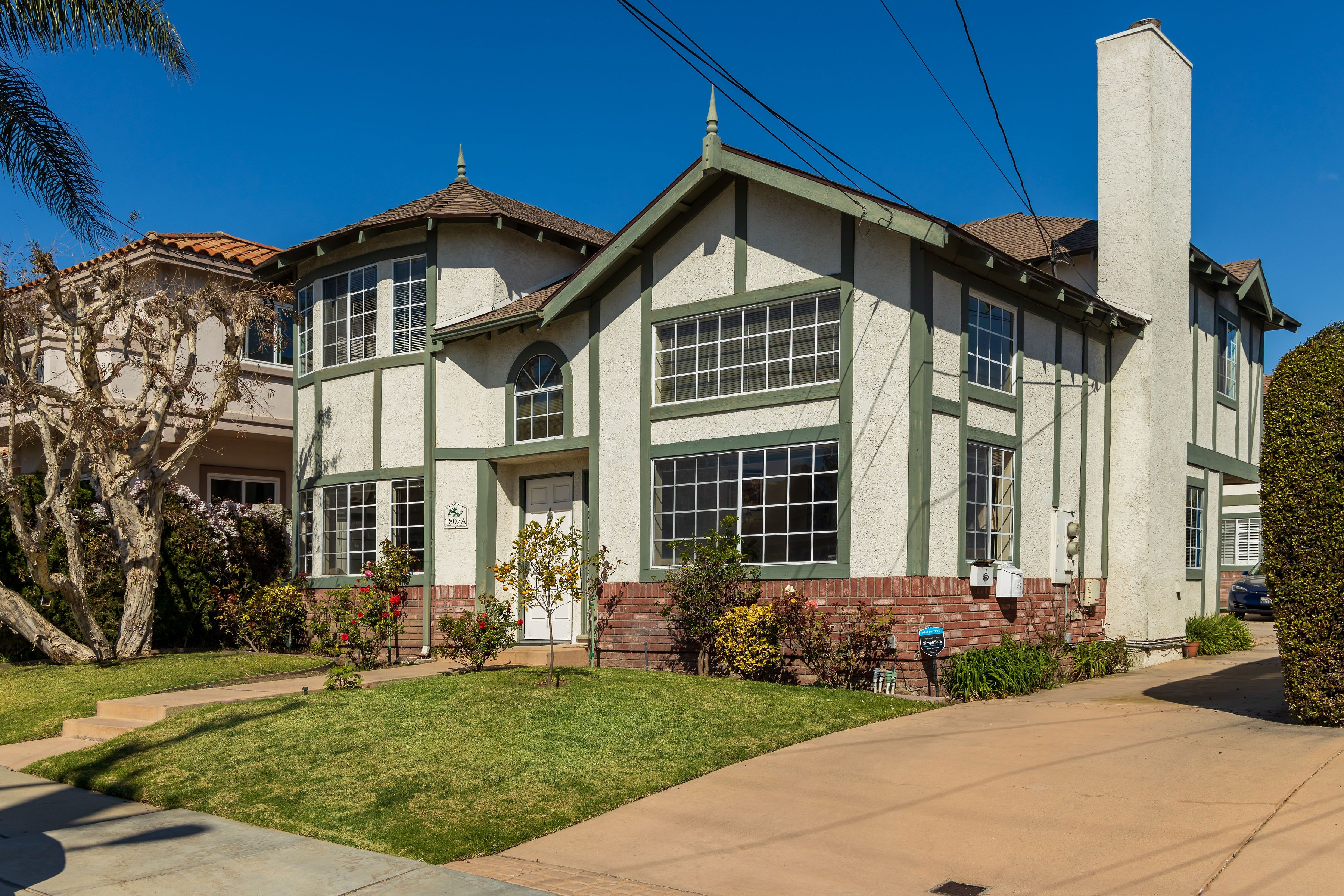 Townhouse/Row House for sale in 1807 Harriman Lane #A, Redondo Beach, California ,90278