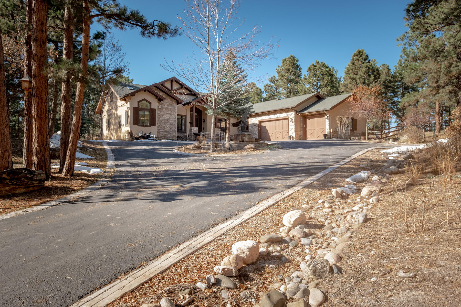 Single Family Home for sale in 10259 E State Highway 86 Hwy, Franktown, Colorado ,80116