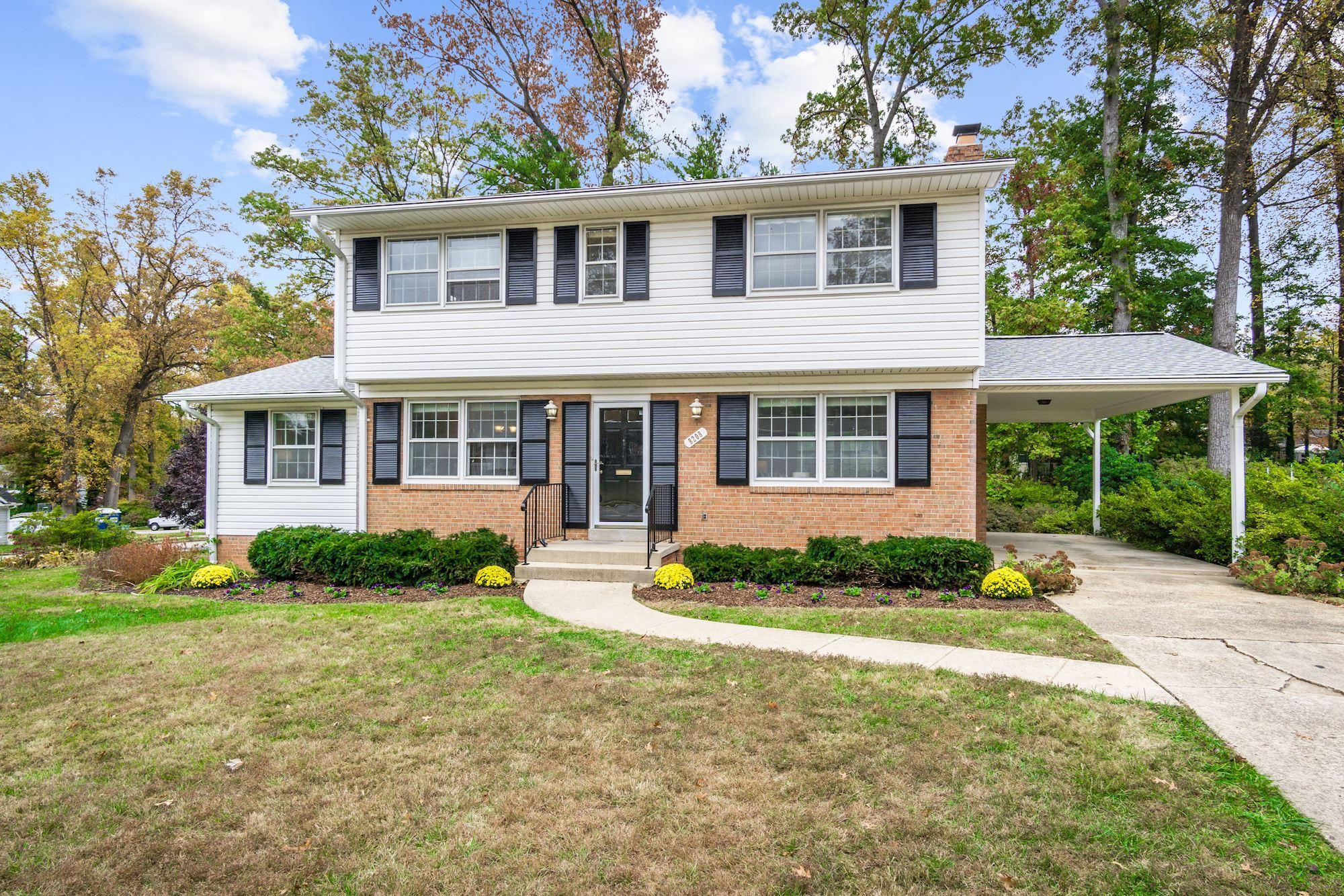 Single Family Home for sale in 8208 Greeley Blvd, SPRINGFIELD, Virginia ,22152