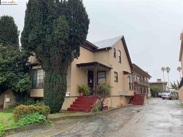 Commercial for sale in 2631 Pleasant St, Oakland, California ,94602