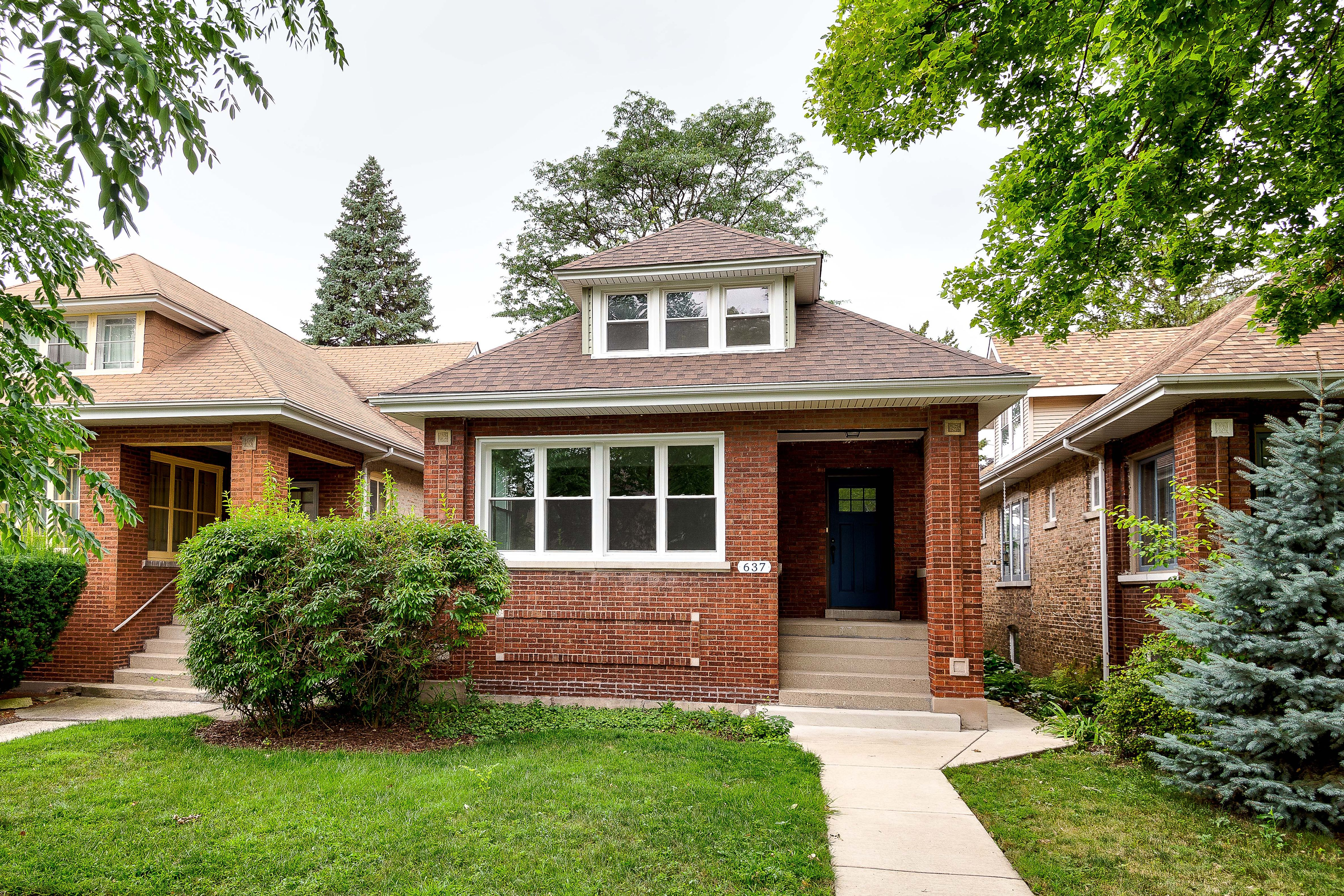 Single Family Home for sale in 637 Clarence Avenue, Oak Park, Illinois ,60304
