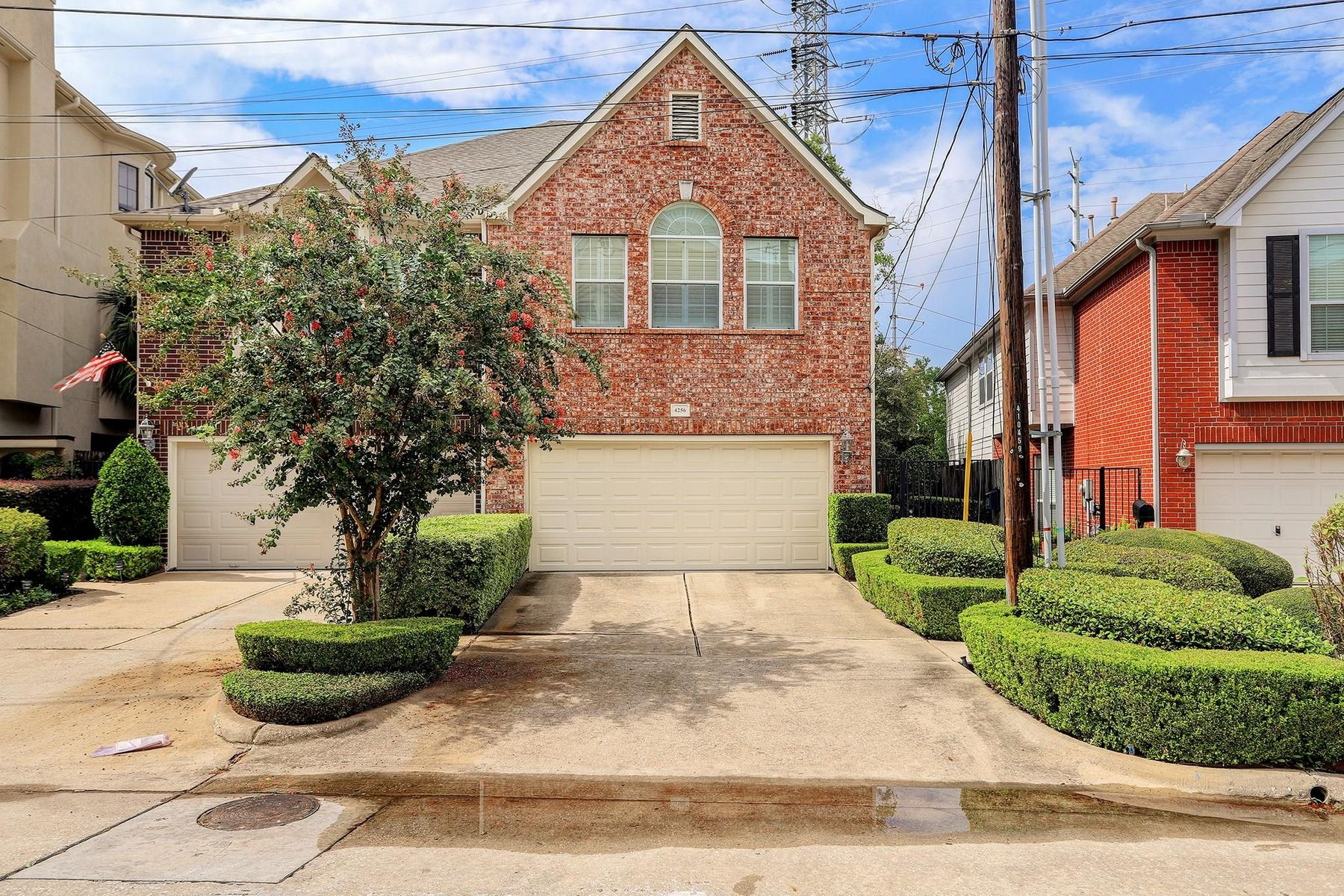 Townhouse/Row House for sale in 4256 Childress Street, Houston, Texas ,77005