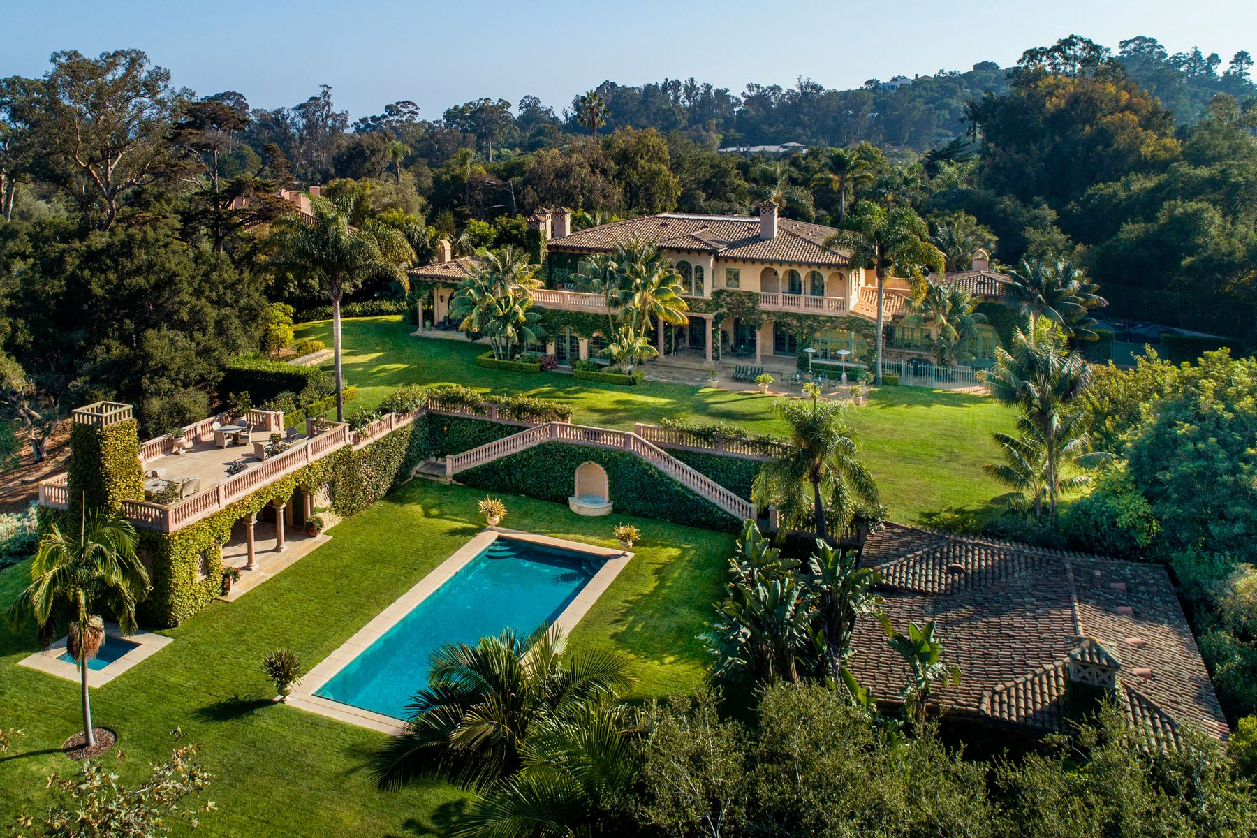 Single Family Home for sale in 2733 Sycamore Canyon Road, Montecito, California ,93108