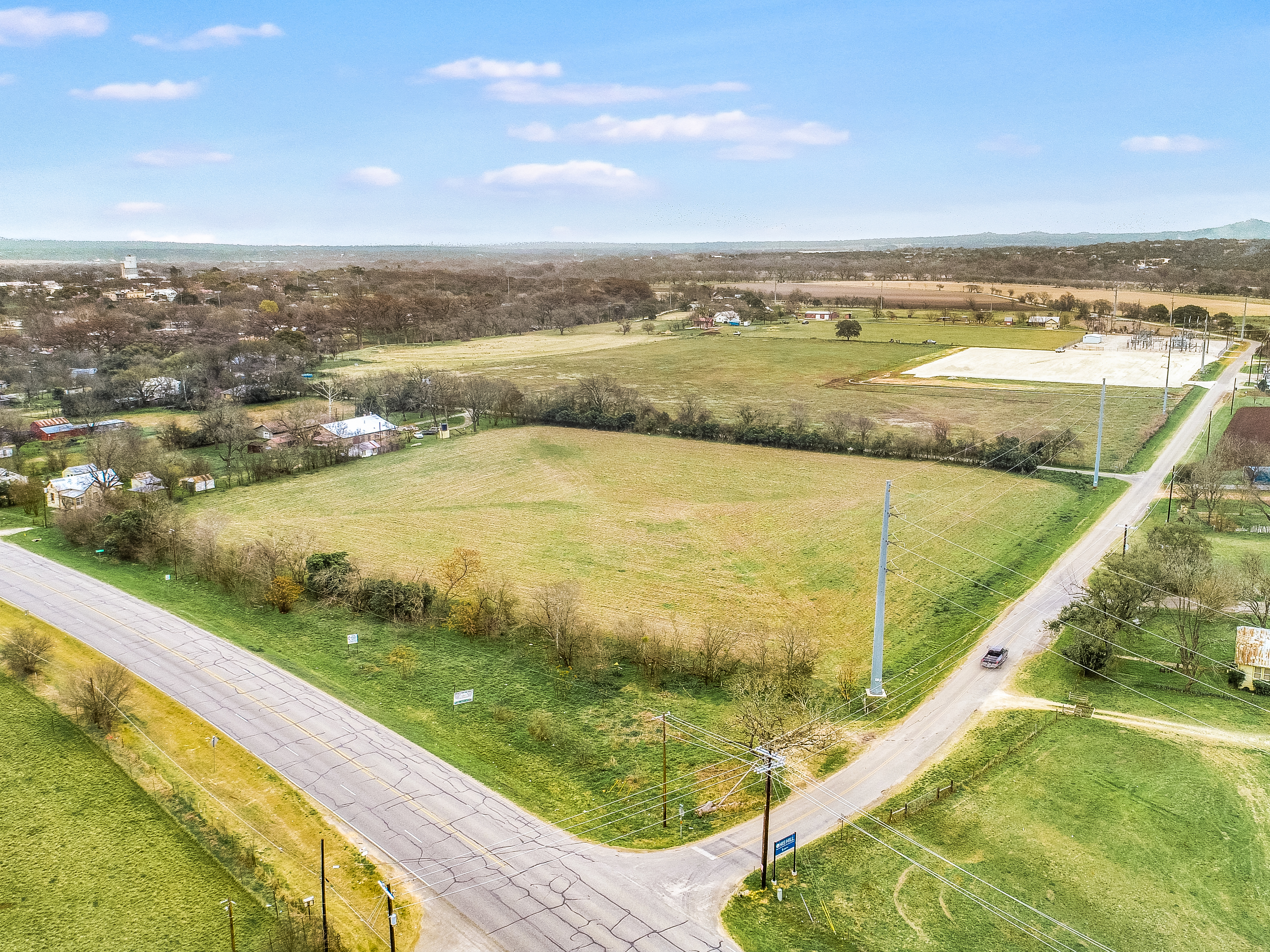 Residential For Sale in 7.01 Ac - State Hwy 27 Commerical, Comfort, Texas ,78013