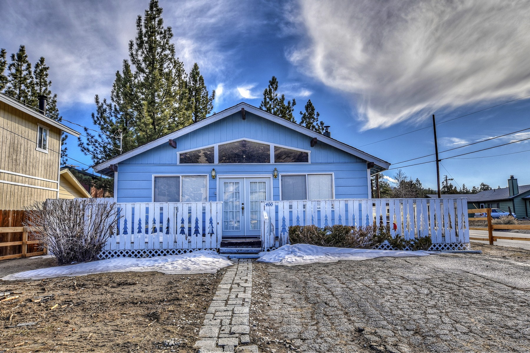 Single Family Home for sale in 400 Maltby, Big Bear City, California ,92314