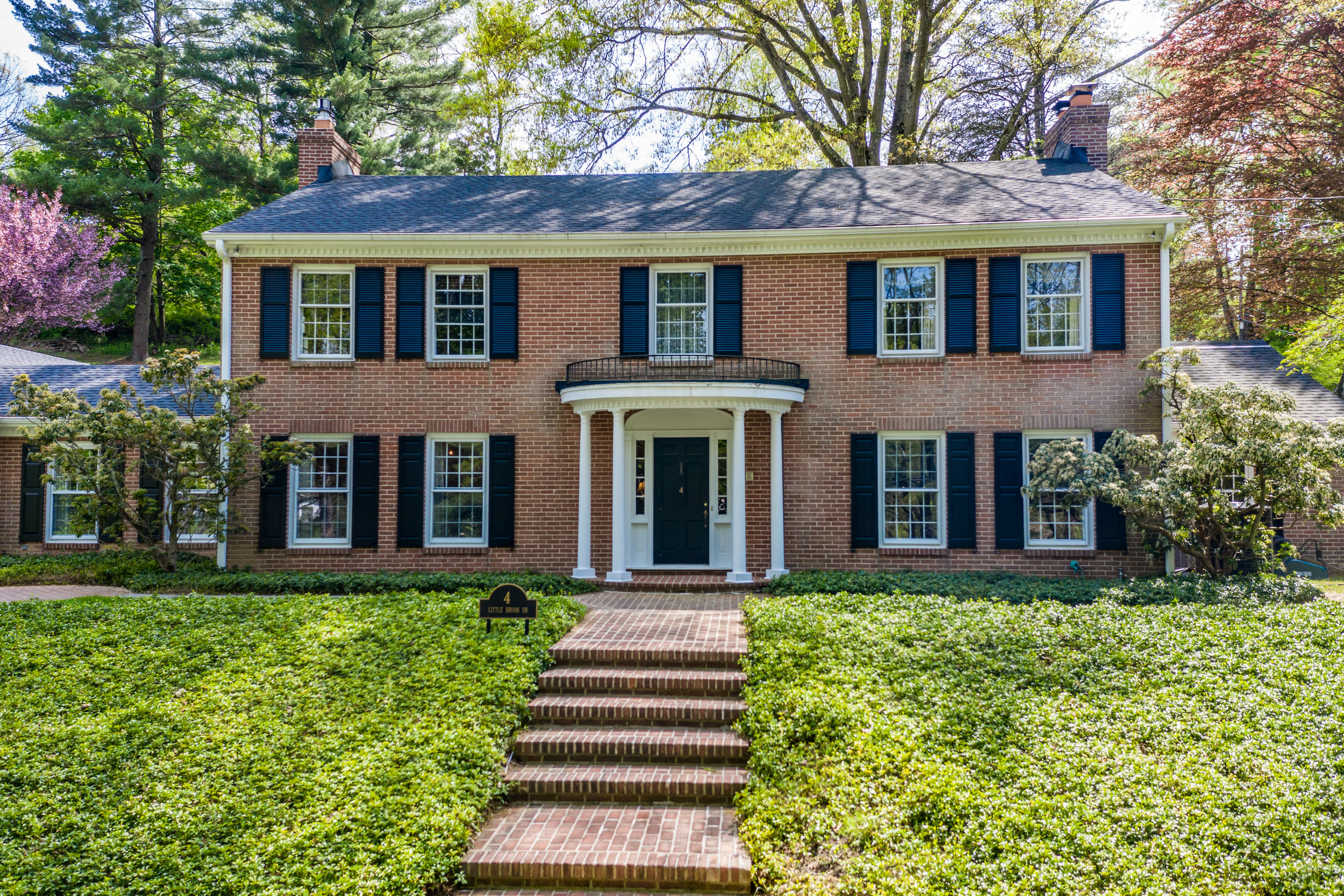 Single Family Home for sale in 4 Little Brook Dr., Wilmington, Delaware ,19807