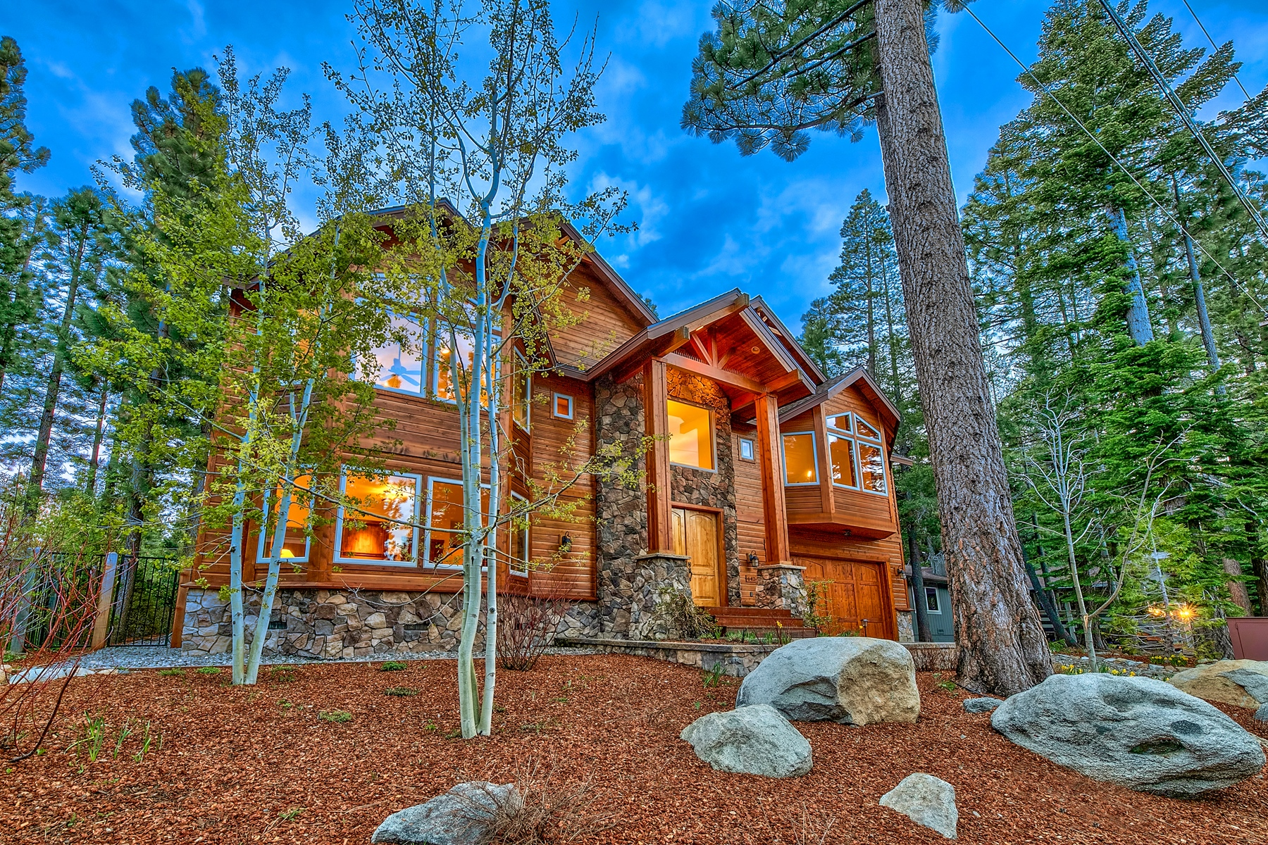 Single Family Home for sale in 642 Tehama Drive, South Lake Tahoe, California ,96150