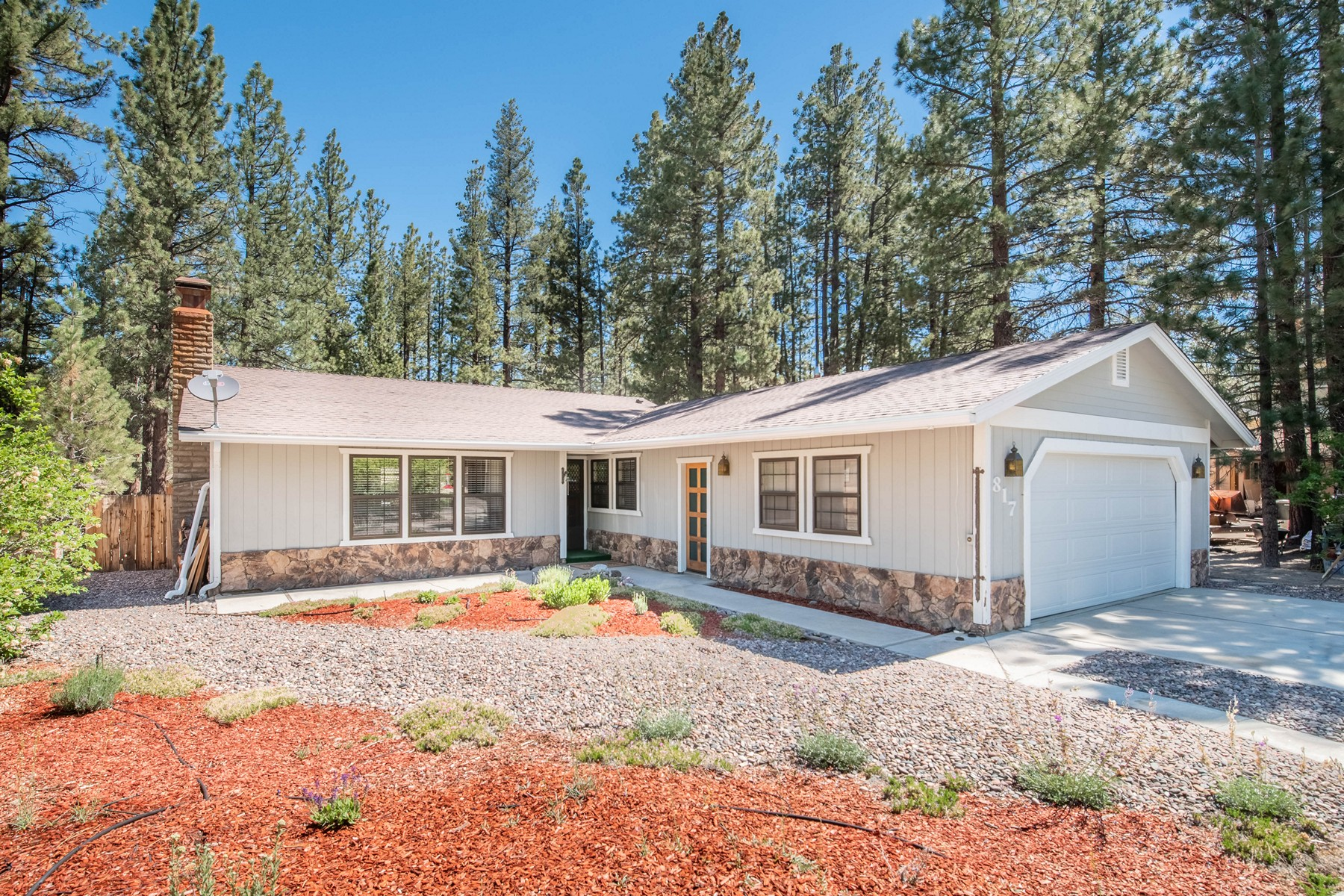 Single Family Home for sale in 817 Mountain Lane, Big Bear City, California ,92314