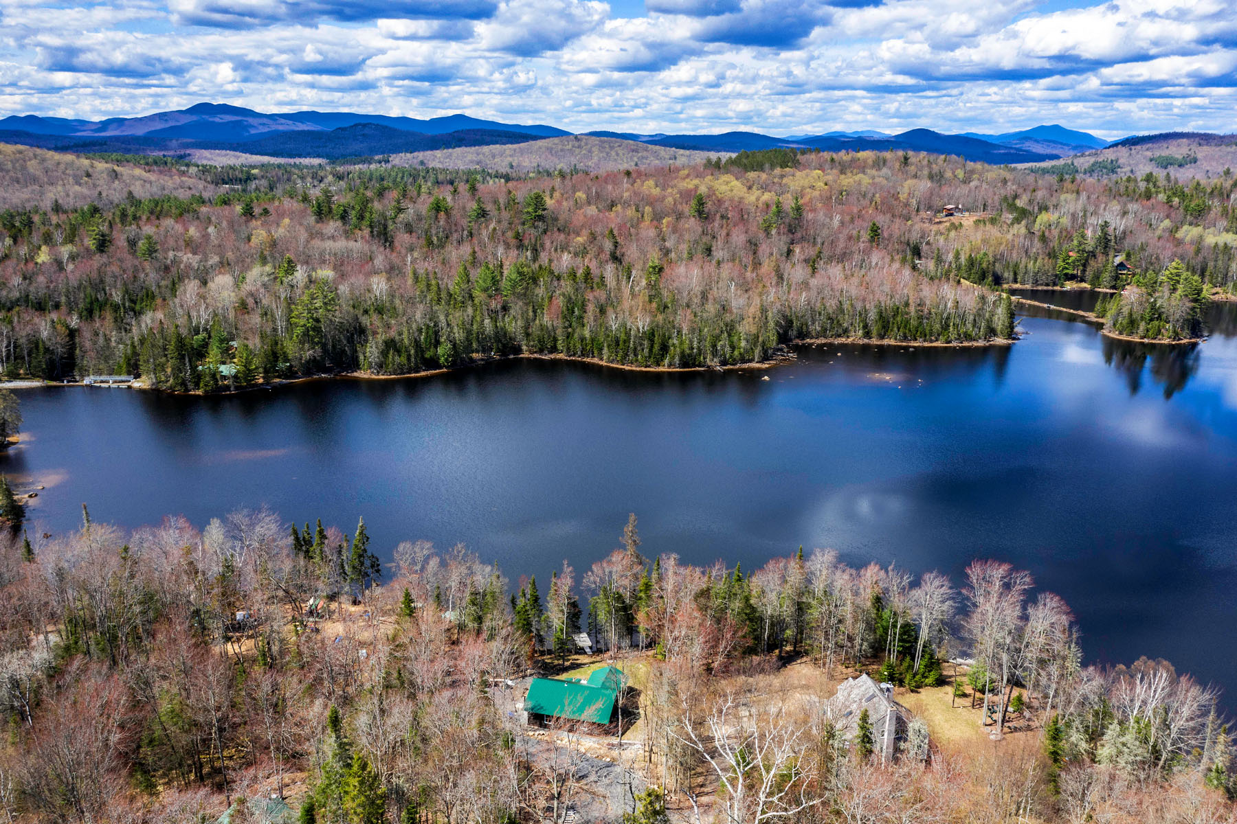 Single Family Home for sale in 211-A Evergreen Road, Indian Lake, NY ,12842