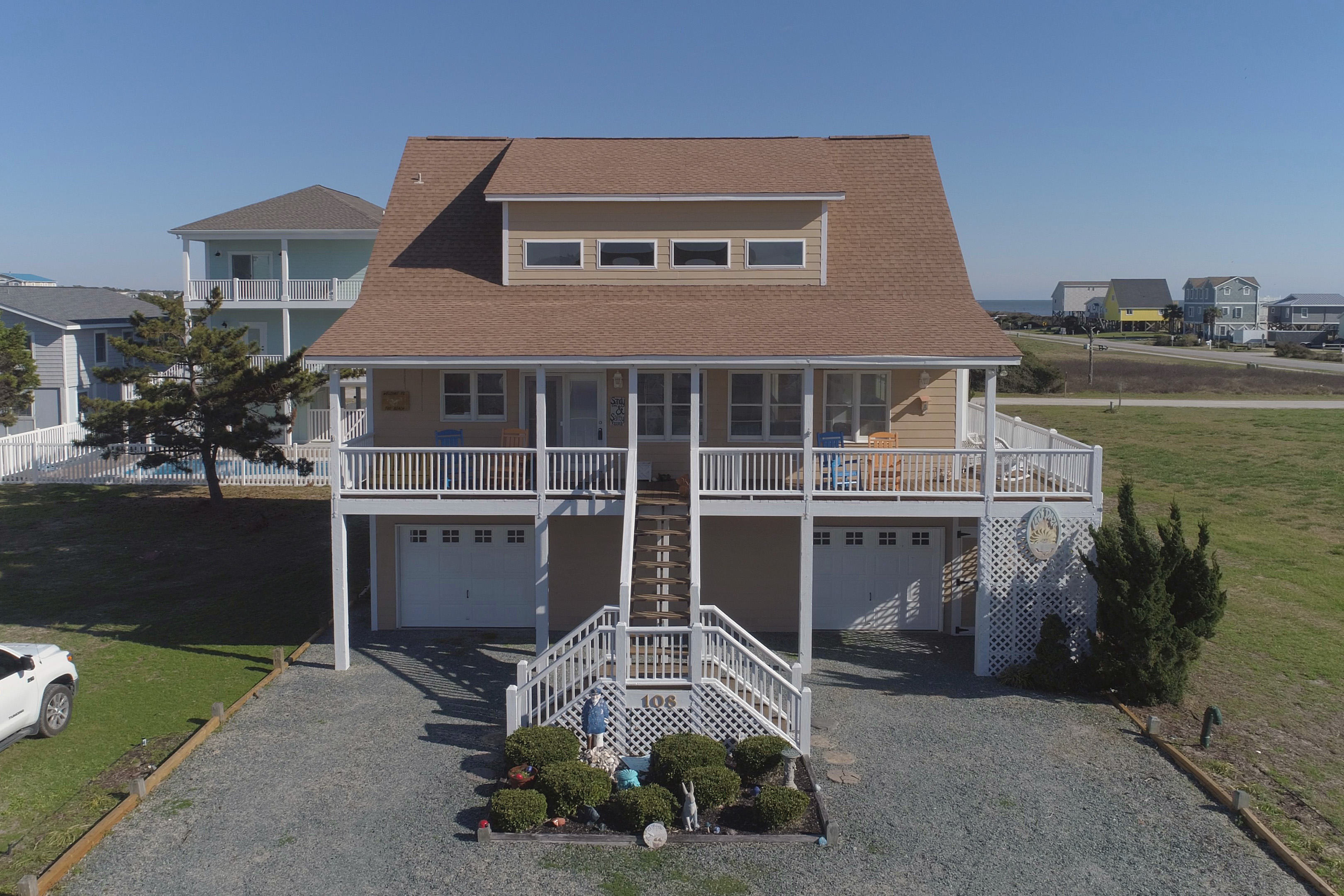 Single Family Home for sale in 108 Conch Street, Holden Beach, NC ,28462