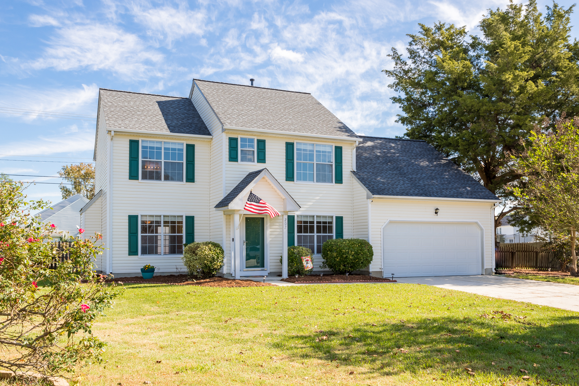Single Family Home for sale in 202 Equinox Landing, Suffolk, Virginia ,23434