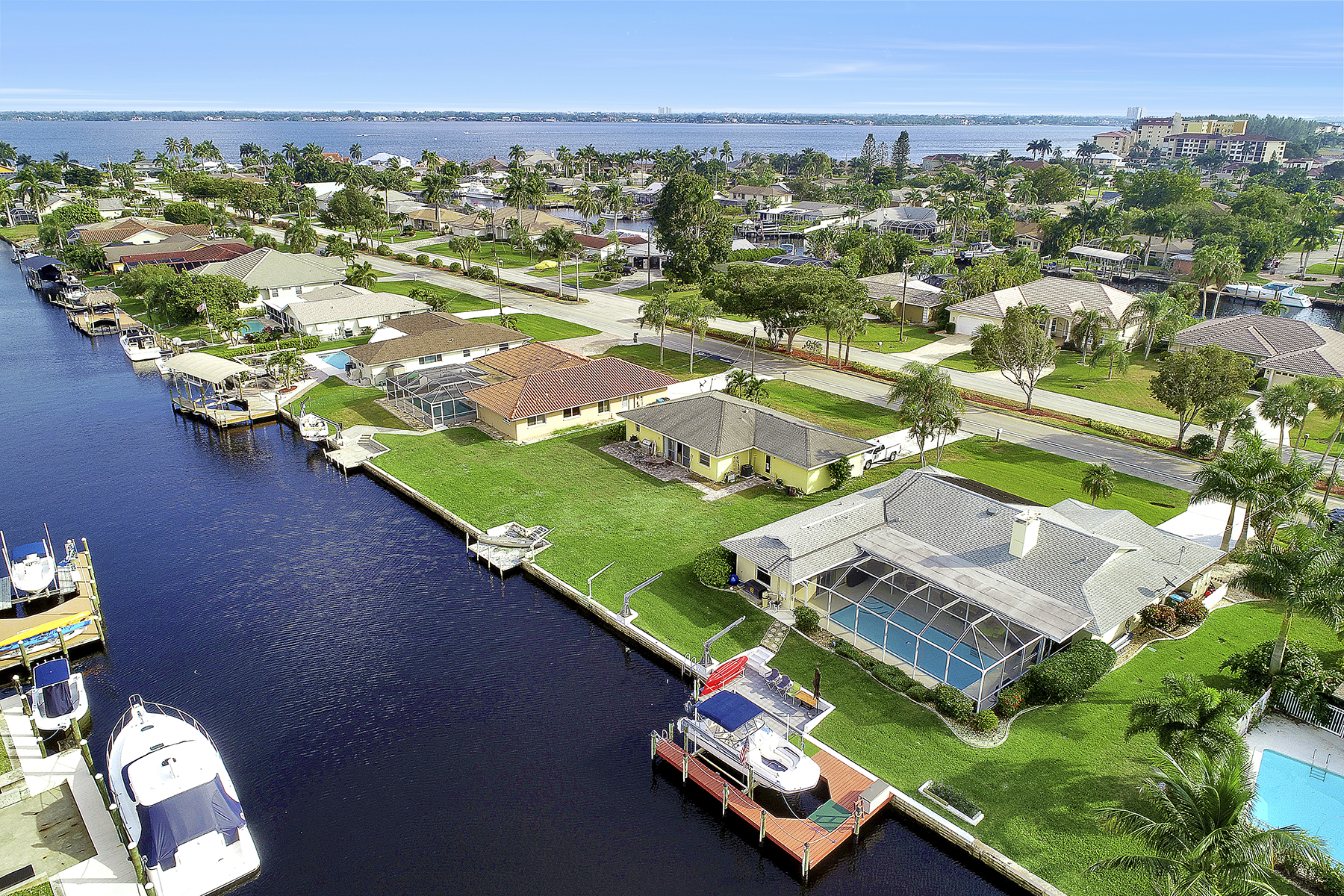 Single Family Home for sale in 1919 Savona Pkwy, Cape Coral, Florida ,33904