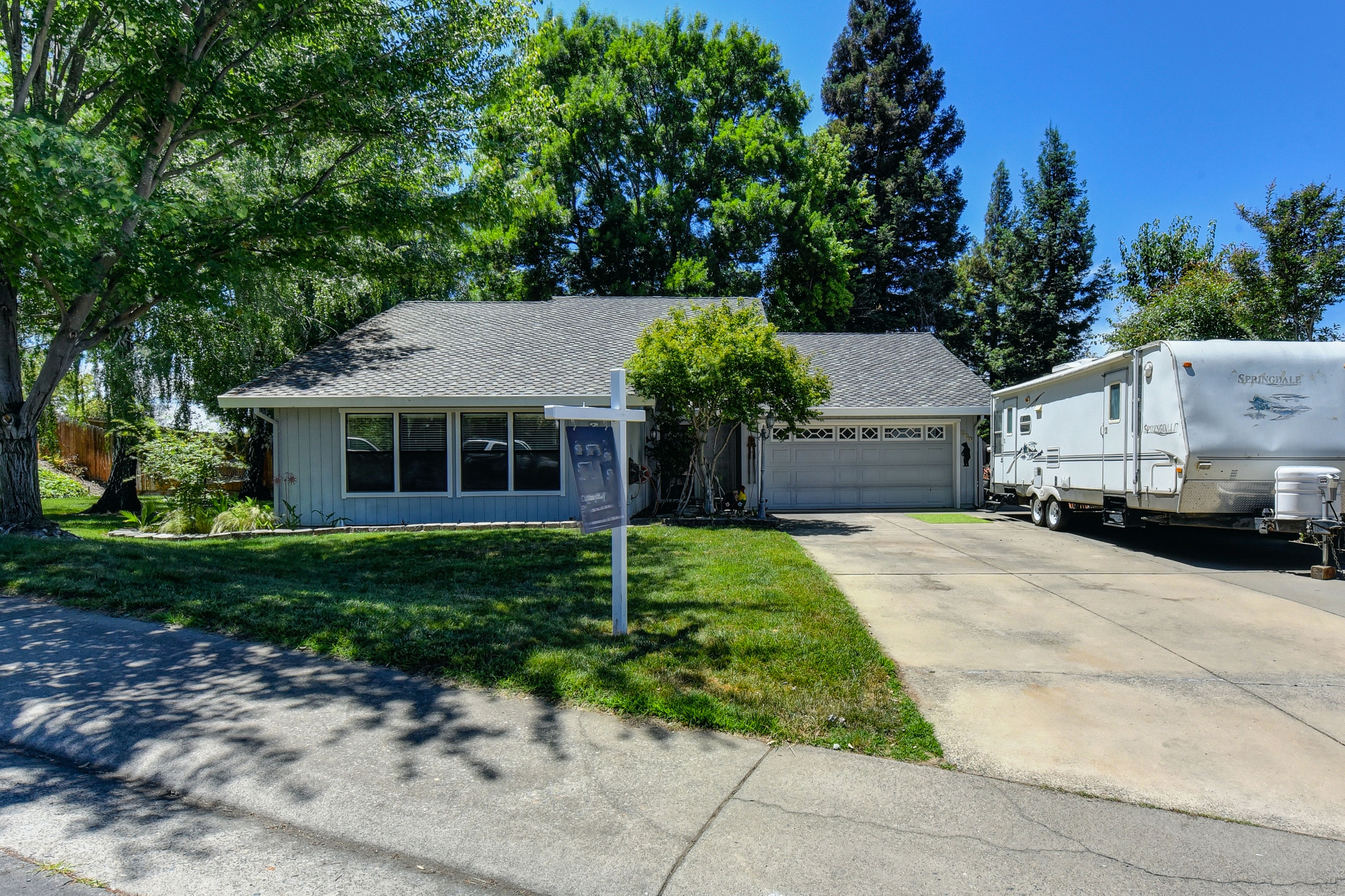Single Family Home for sale in 200 Stoney Hill, Folsom, California ,95630