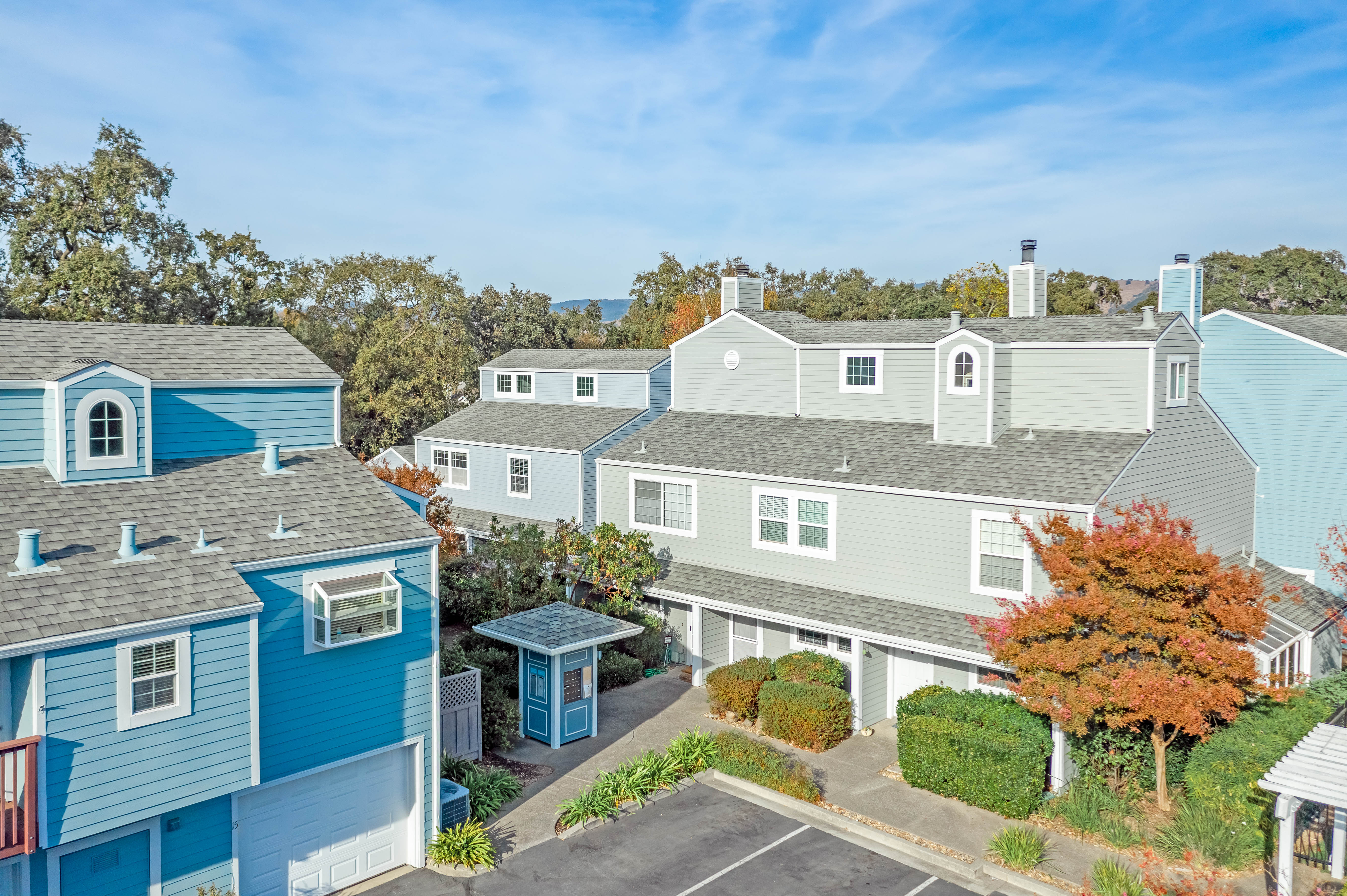 Condominium for sale in 6600 Yount Street #17, Yountville, California ,94599
