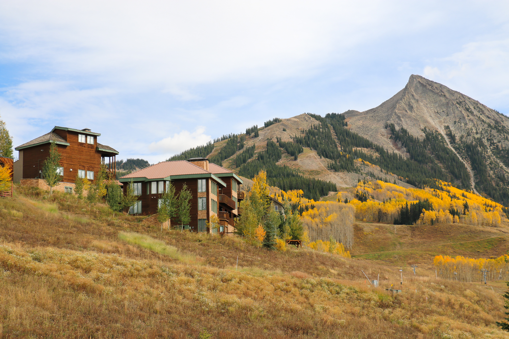 Single Family Home for sale in 39 Whetstone Road, Mt Crested Butte, Colorado ,81225