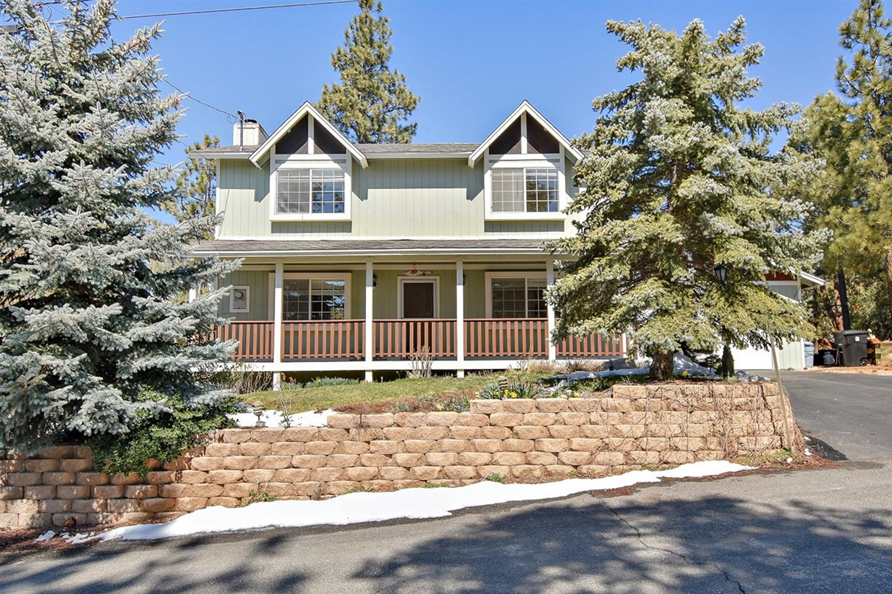 Single Family Home for sale in 943 Panamint Mountain Drive, Big Bear City, California ,92314