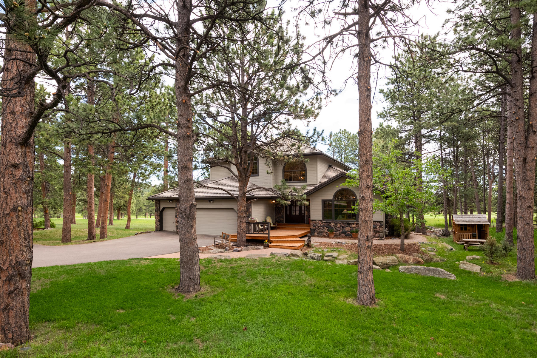 Single Family Home for sale in 2216 Island Point, Evergreen, Colorado ,80436
