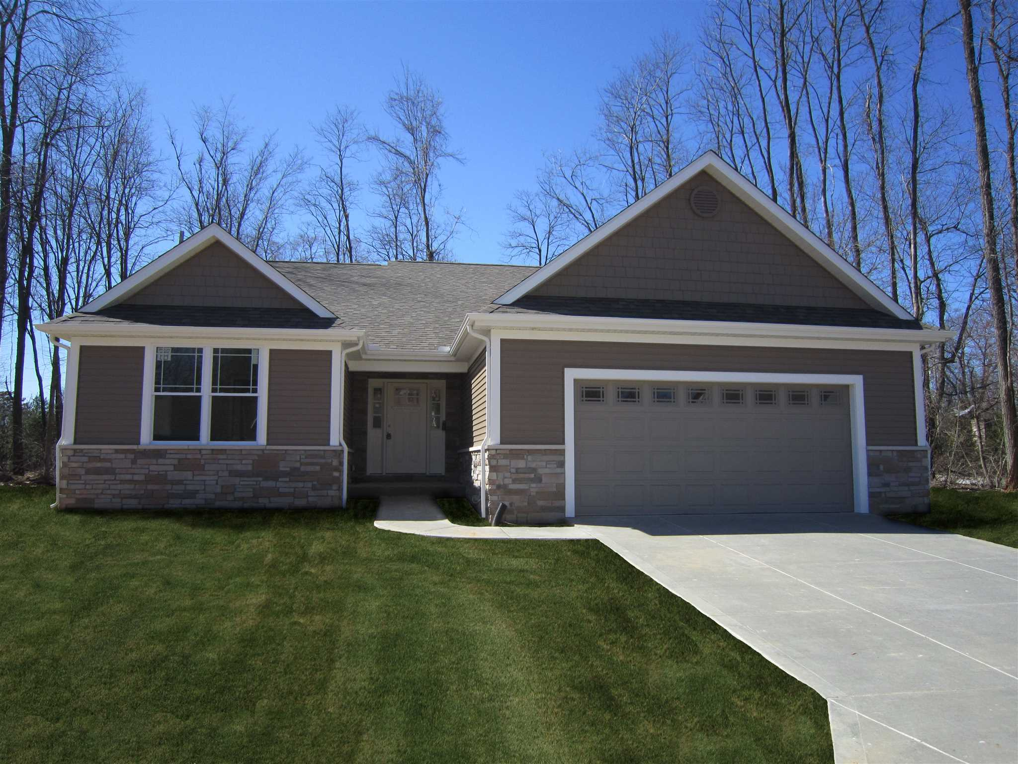 Single Family Home for sale in 50921 Forest Lake Trail 62, South Bend, Indiana ,46628