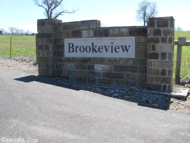 Land for sale in 8 Brookeview, Greenbrier, Arkansas ,72058