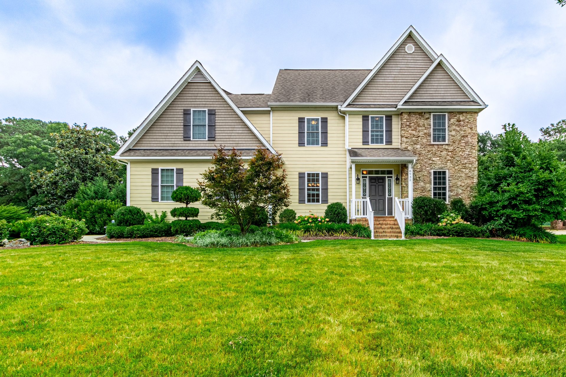 Single Family Home for sale in 8932 River Crescent, Suffolk, Virginia ,23433