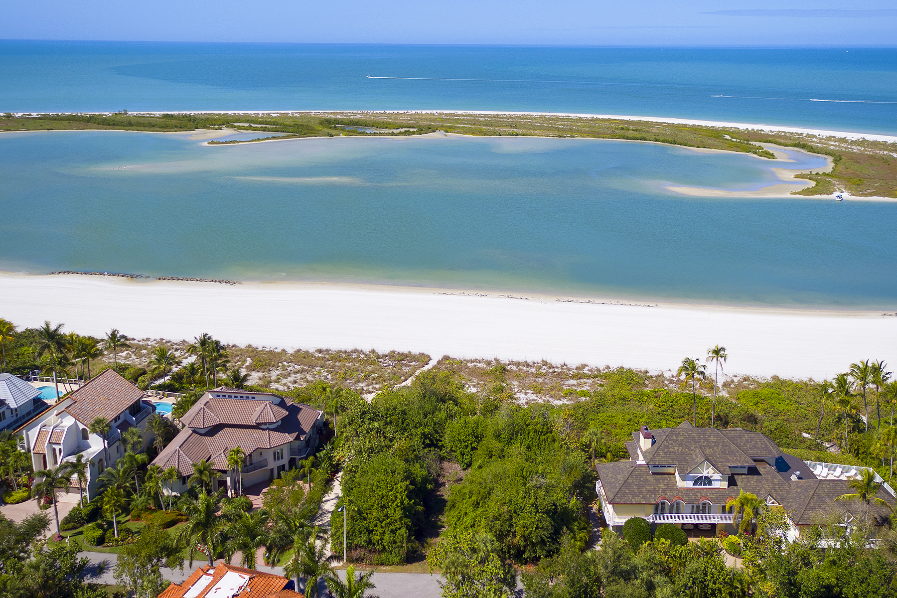 Land for sale in 350 Seabreeze Drive, Marco Island, Florida ,34145