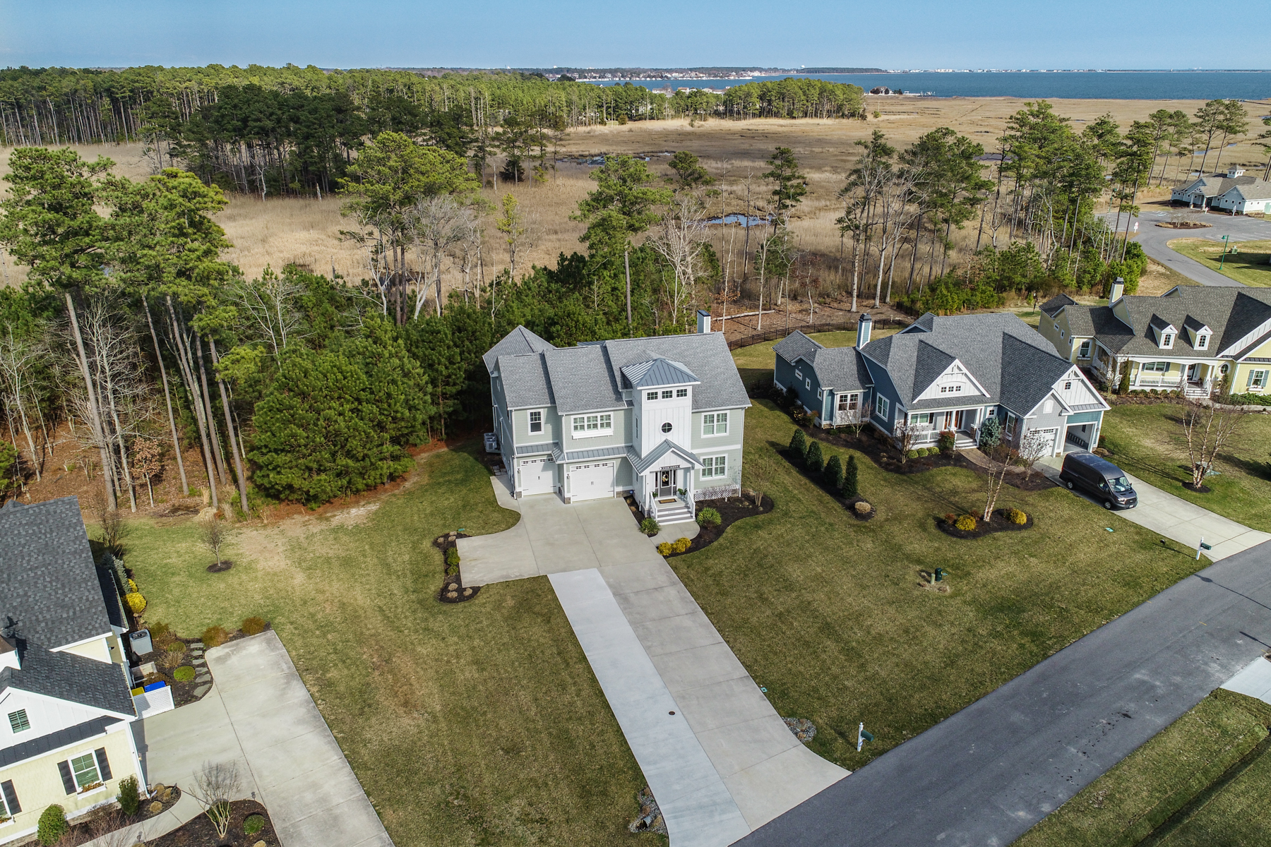 Single Family Home for sale in 23350 Horse Island Road, Lewes, Delaware ,19958