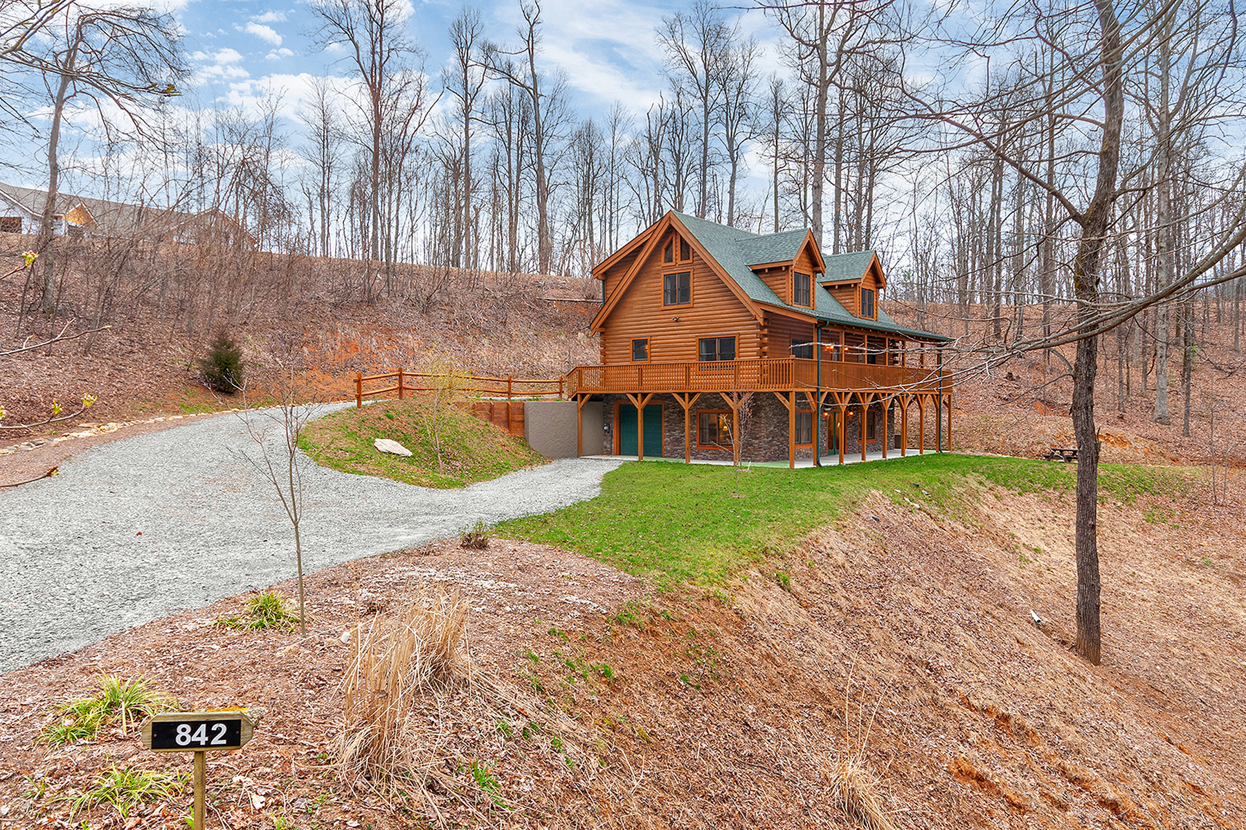 Single Family Home for sale in 842 Gateway Pkwy, Old Fort, NC ,28762