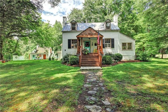 Single Family Home for sale in 12200 Old Buckingham Road, Chesterfield, Virginia ,23113